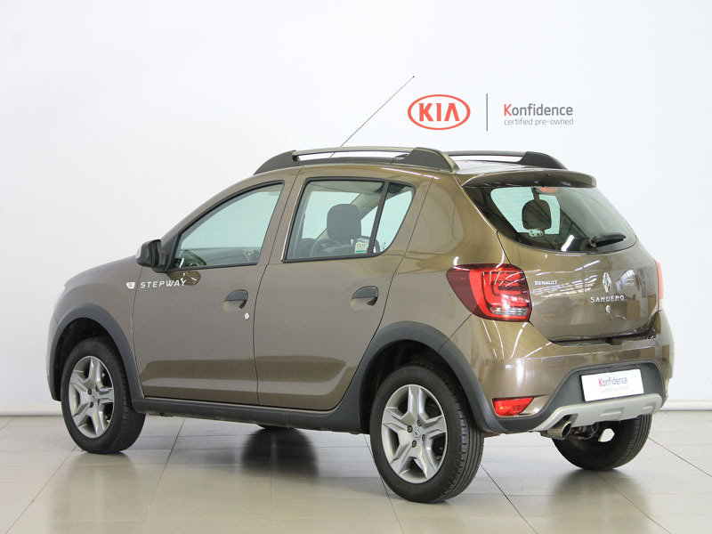 RENAULT 900T STEPWAY Cape Town 10332079