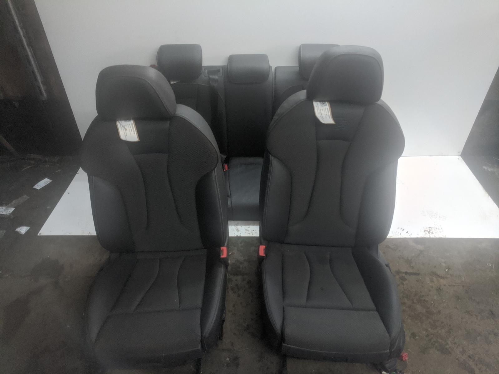 View Auto part Complete Interior AUDI A3 2017
