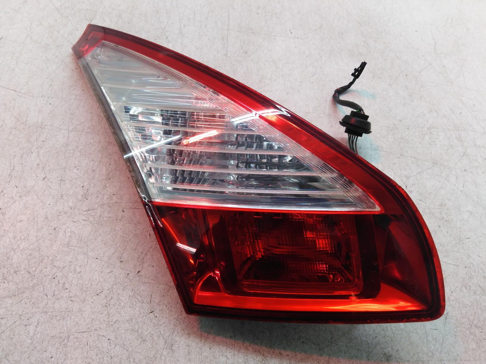 View Auto part L Taillight RENAULT MEGANE 2009