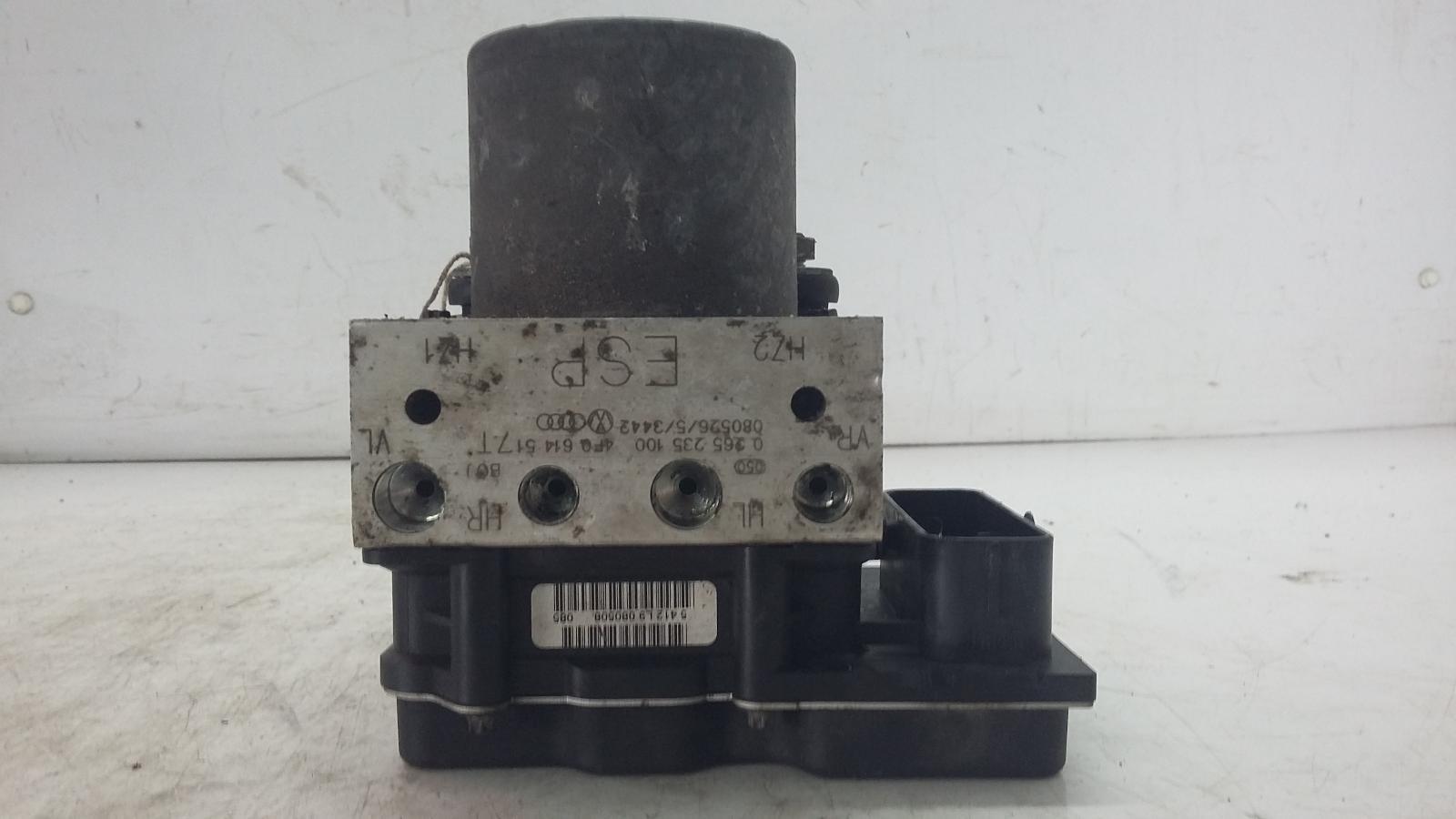View Auto part ABS Pump/Modulator AUDI A6 2008