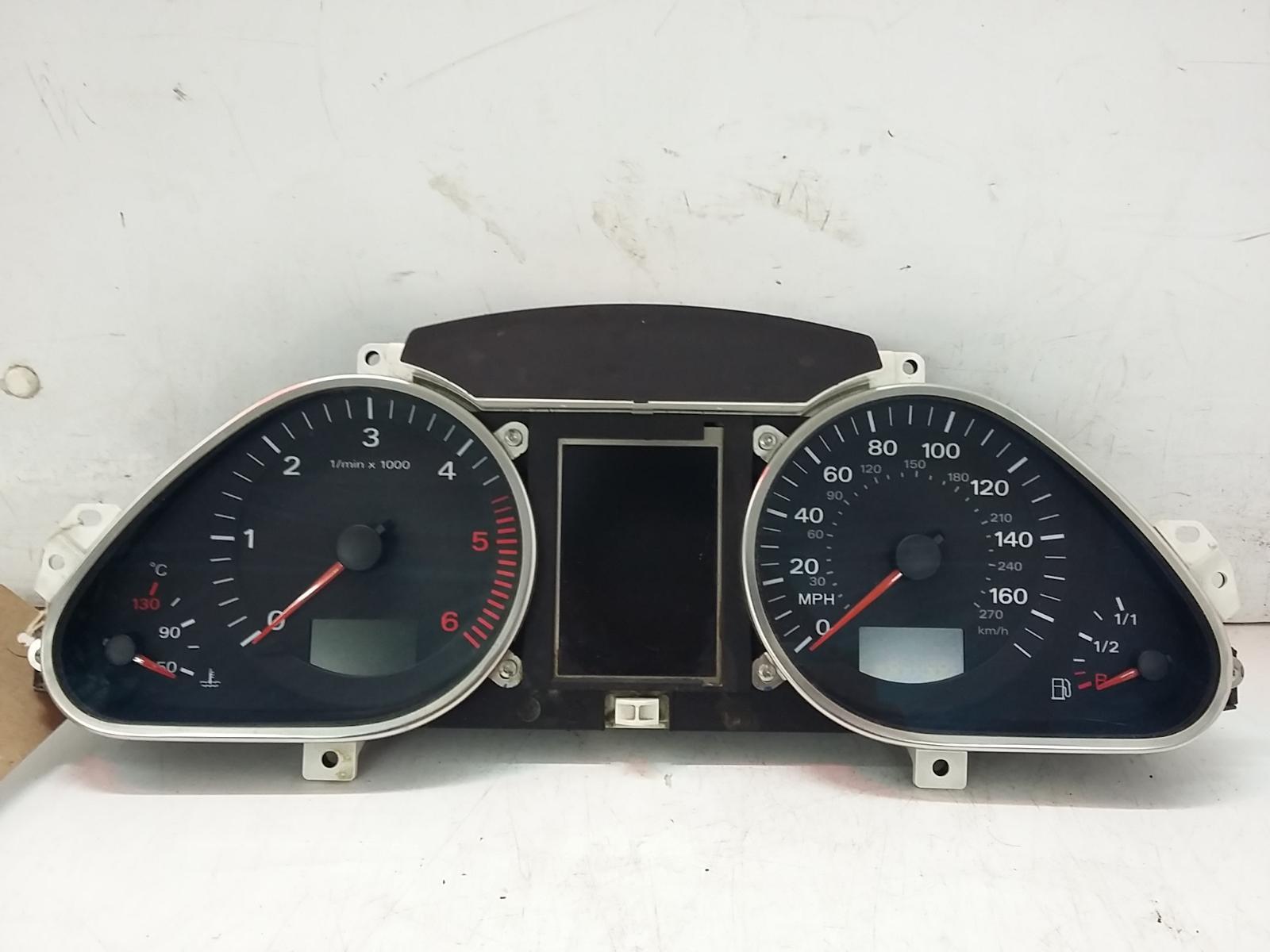 View Auto part Speedometer AUDI A6 2008