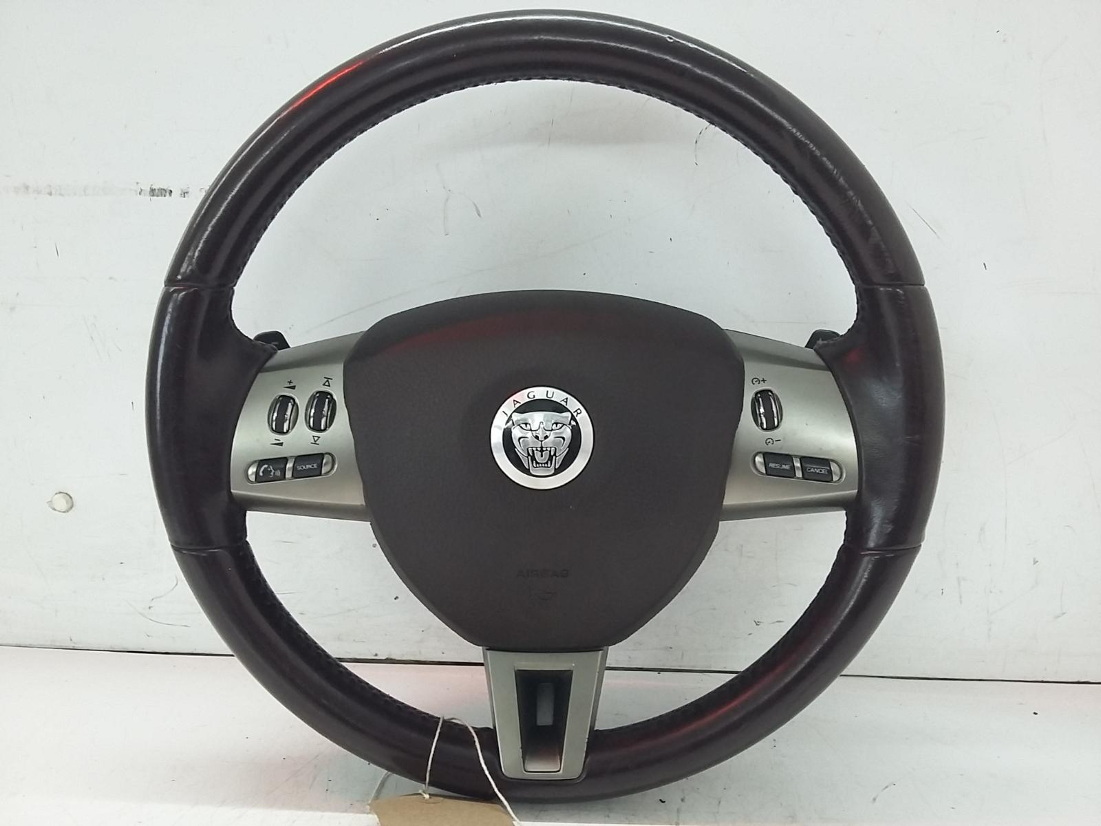 View Auto part Steering Wheel JAGUAR XF 2008