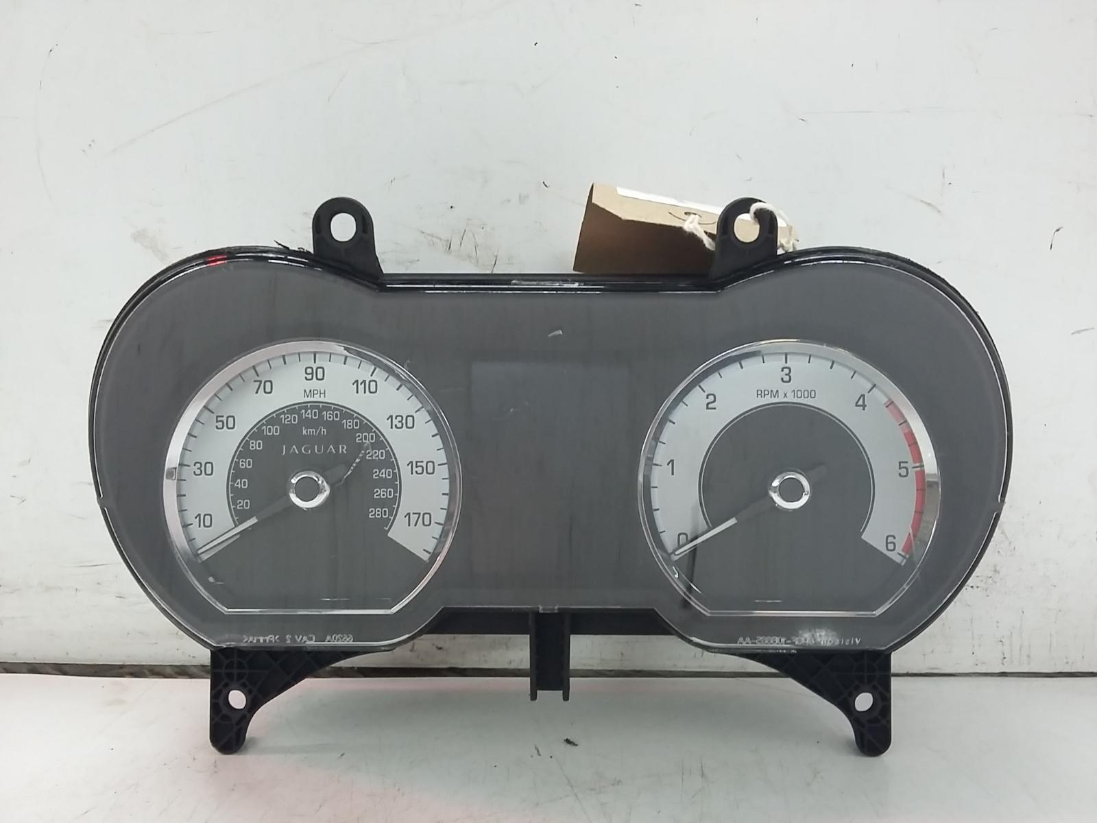 View Auto part Speedometer JAGUAR XF 2008