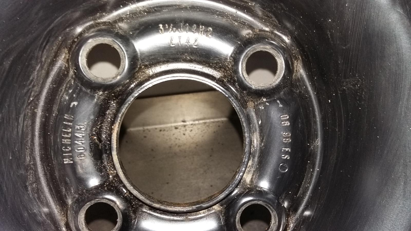 View Auto part Wheel SKODA CITIGO 2014