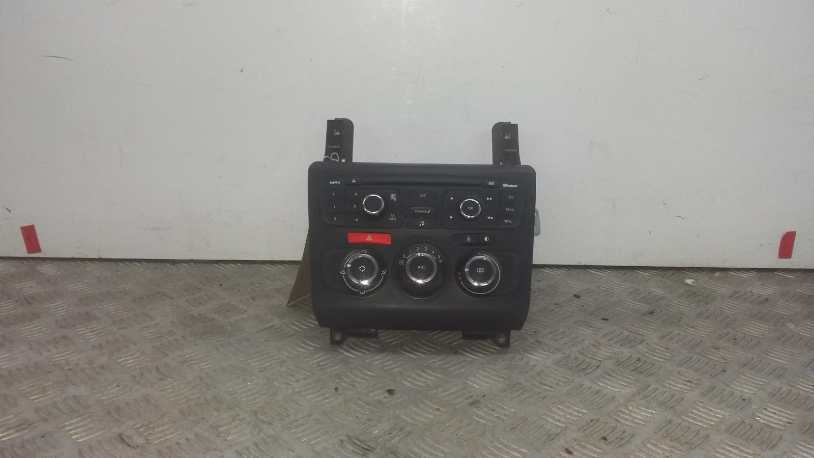 View Auto part A/V Equipment CITROEN C4 2012