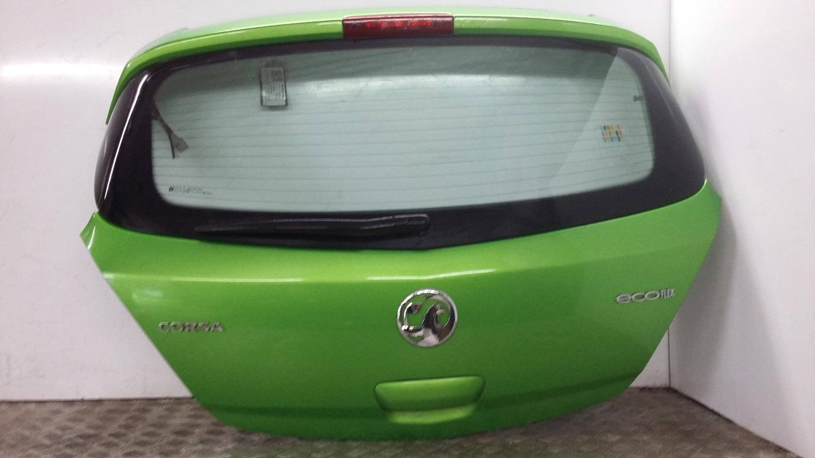 View Auto part Bootlid/Tailgate VAUXHALL CORSA 2014