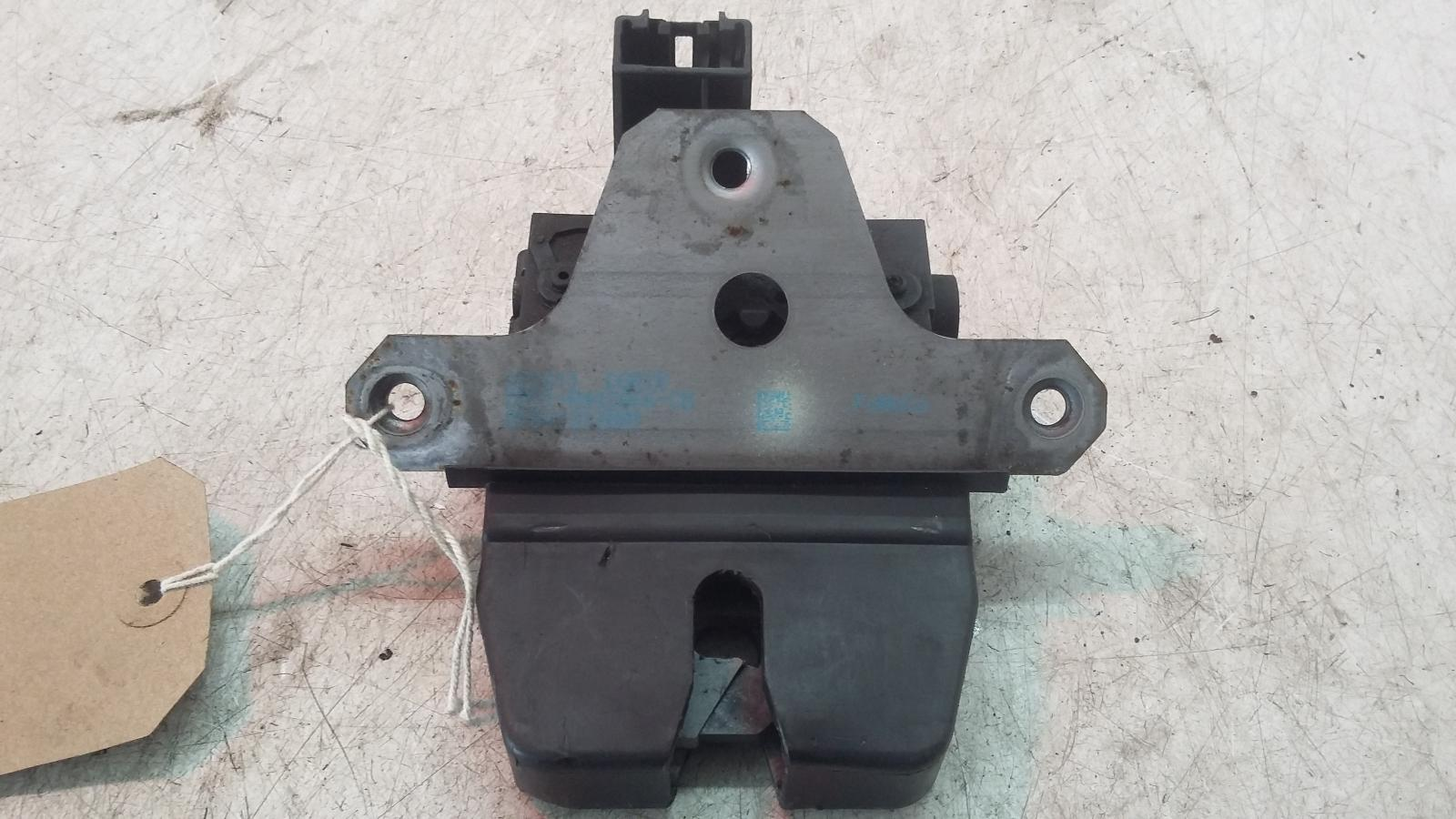 View Auto part Bootlid/Tailgate Lock FORD GALAXY 2011