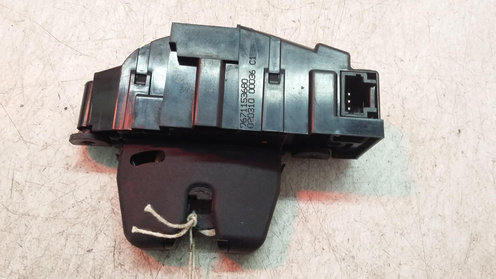 View Auto part Bootlid/Tailgate Lock PEUGEOT 308 2010
