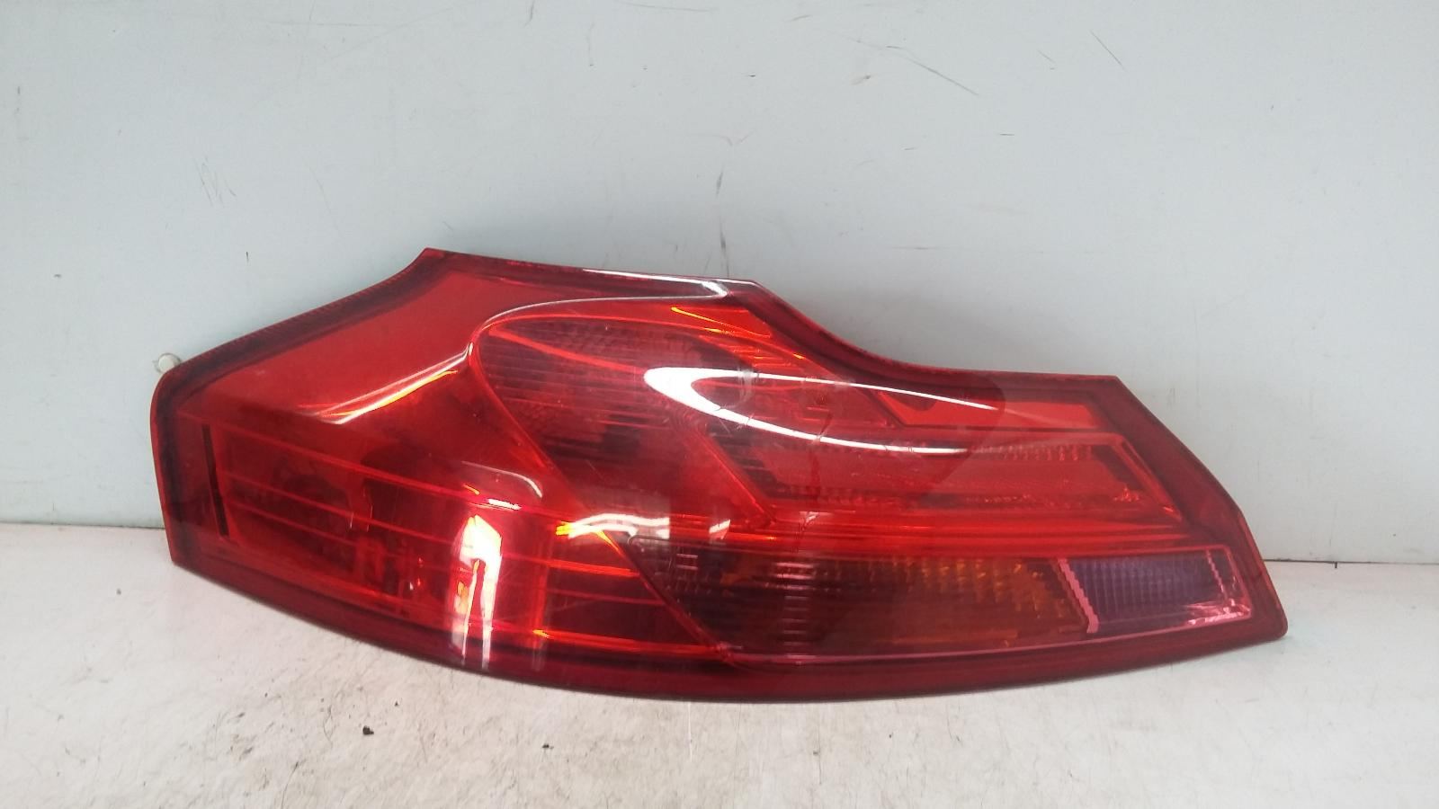 View Auto part L Taillight VAUXHALL INSIGNIA 2012