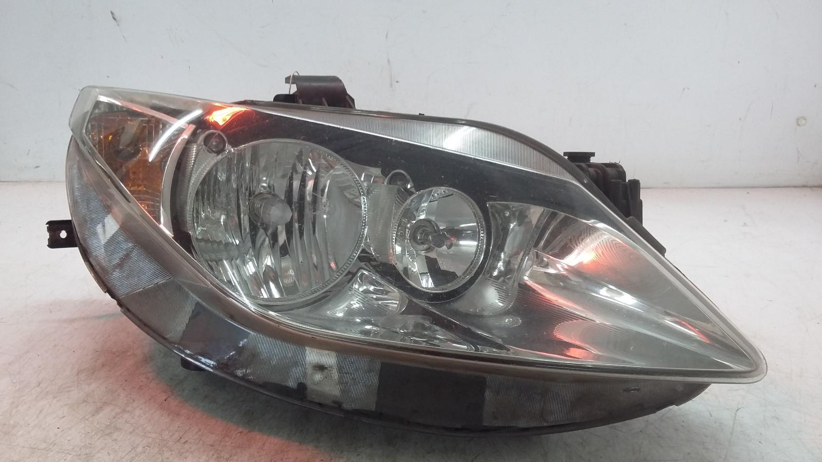 View Auto part R Headlamp SEAT IBIZA 2008