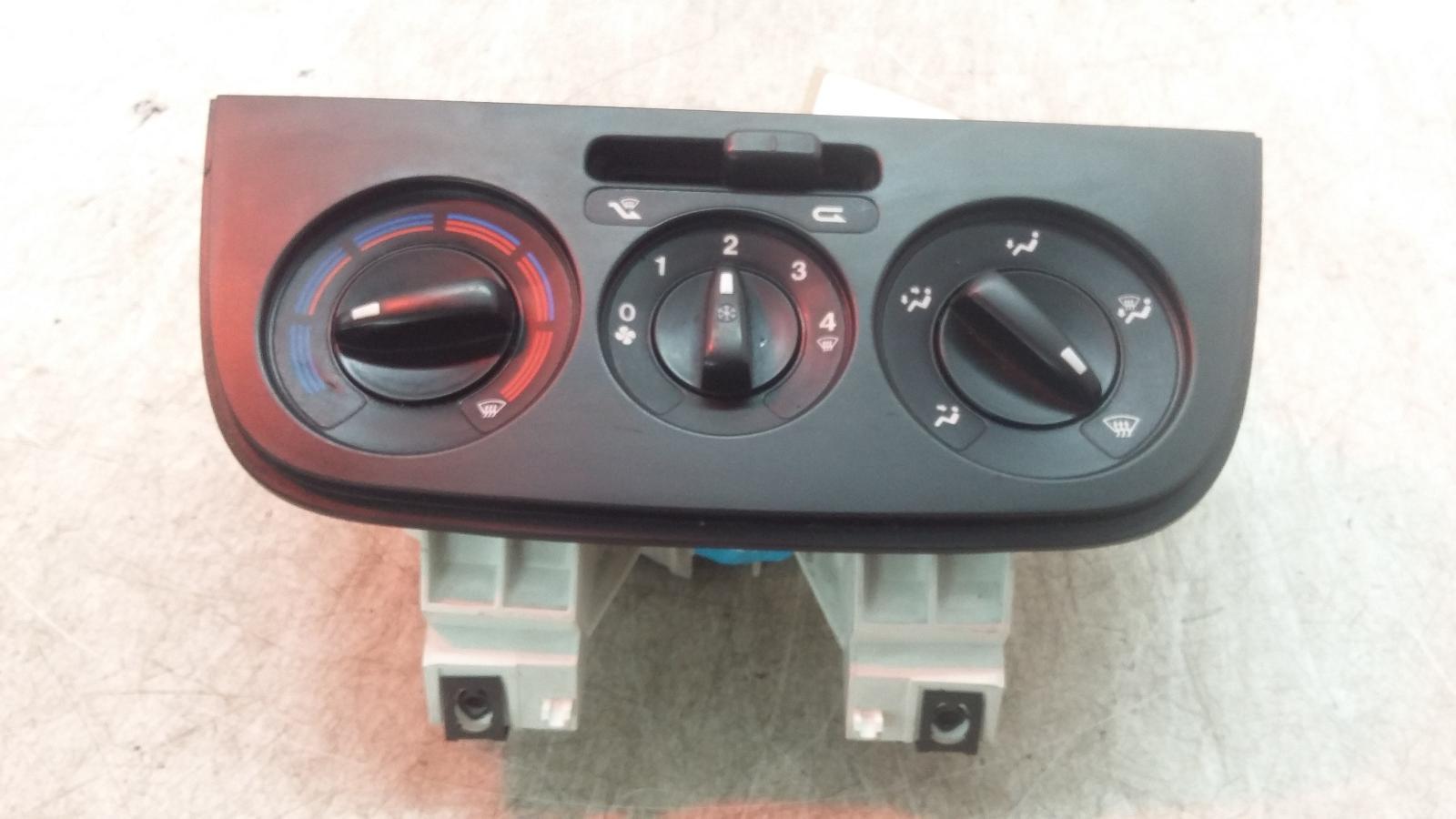View Auto part Heater/AC Controller CITROEN NEMO 2013