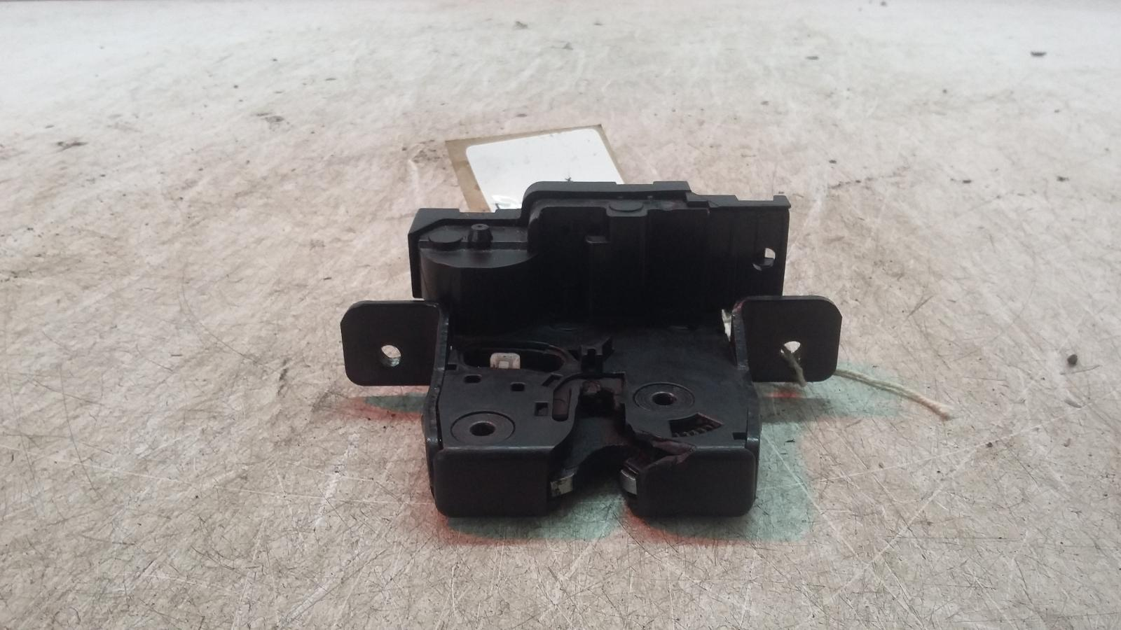 View Auto part Bootlid/Tailgate Lock RENAULT TWINGO 2007