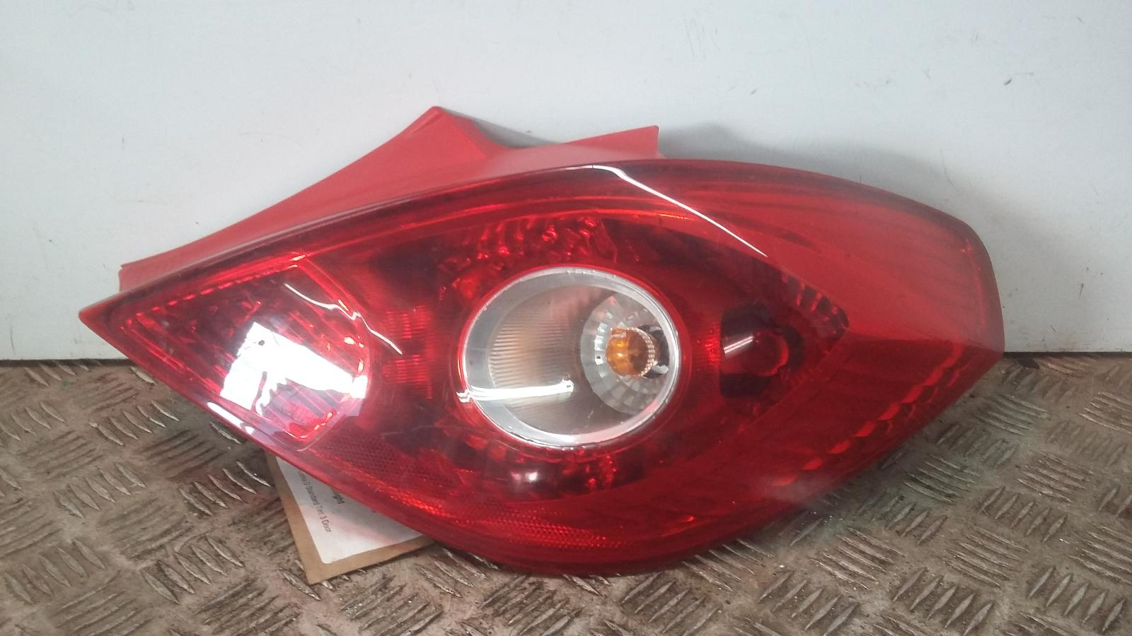 View Auto part R Taillight VAUXHALL CORSA 2007