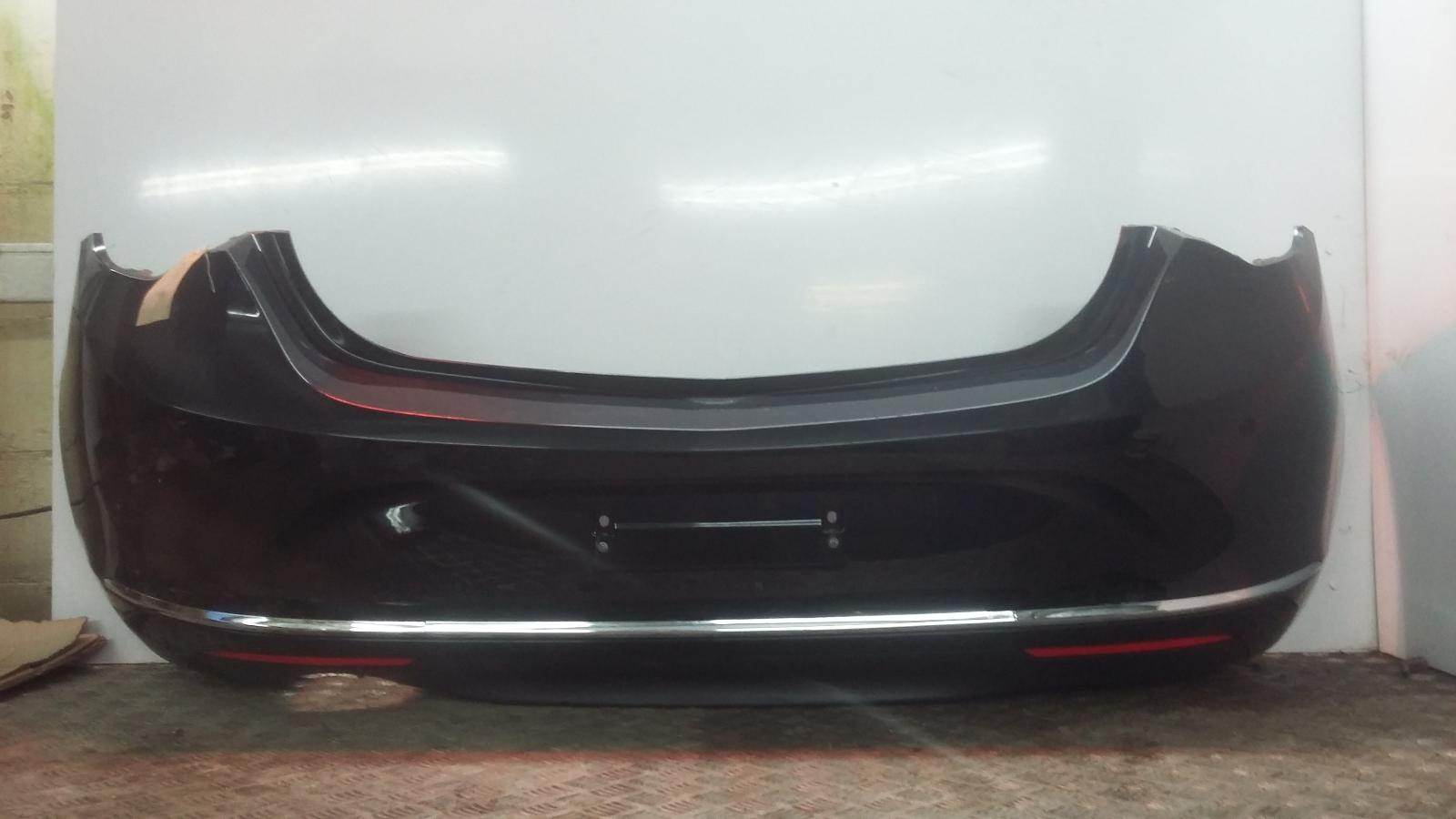 View Auto part Rear Bumper VAUXHALL ASTRA 2013