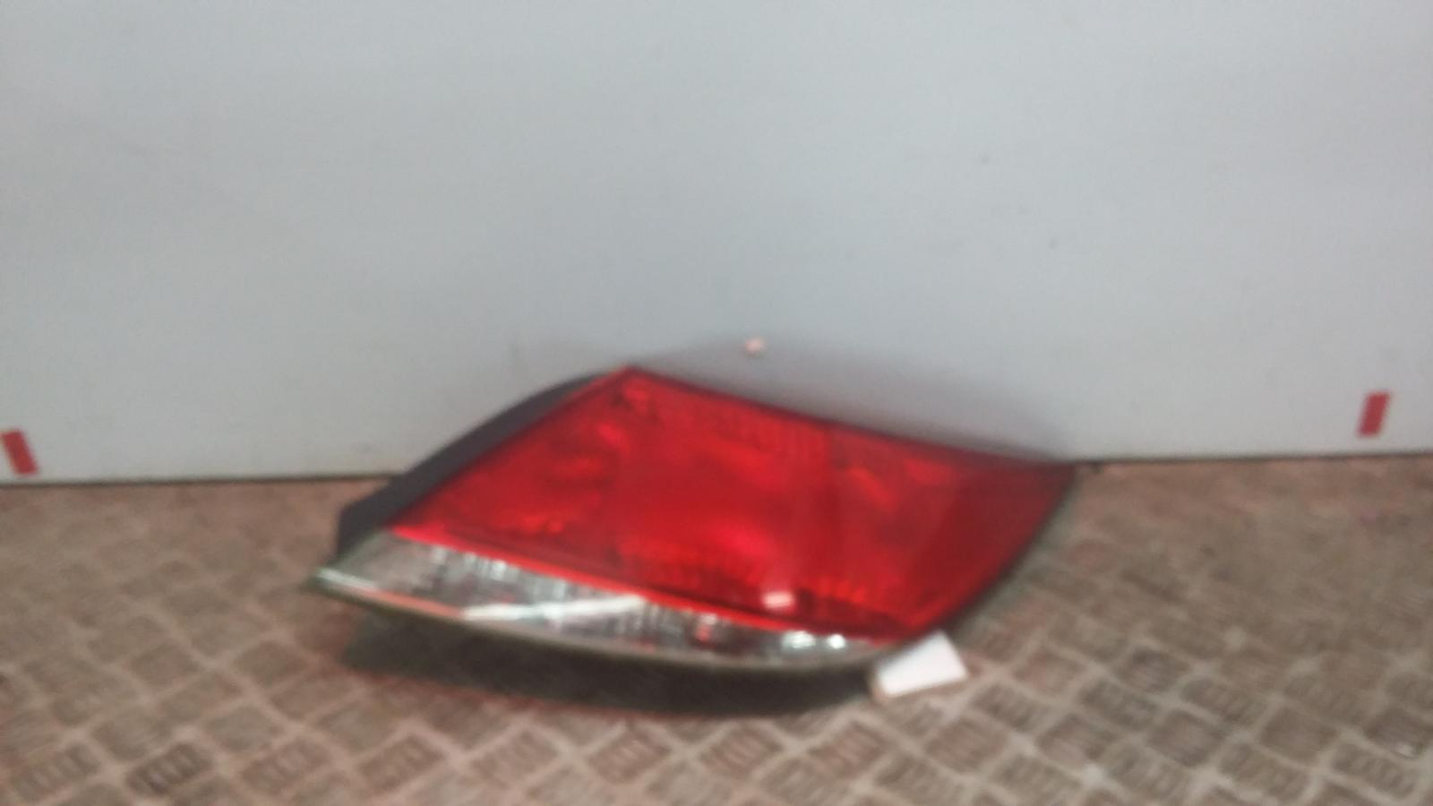 View Auto part R Taillight VAUXHALL ASTRA 2006