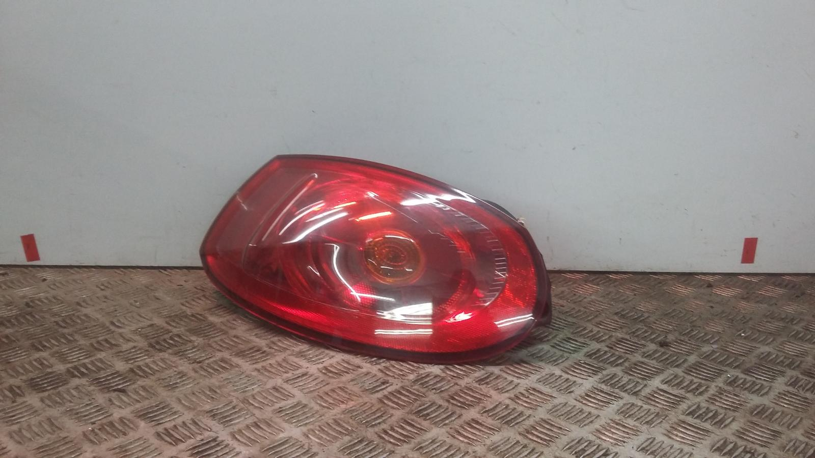 View Auto part L Taillight FIAT BRAVO 2008