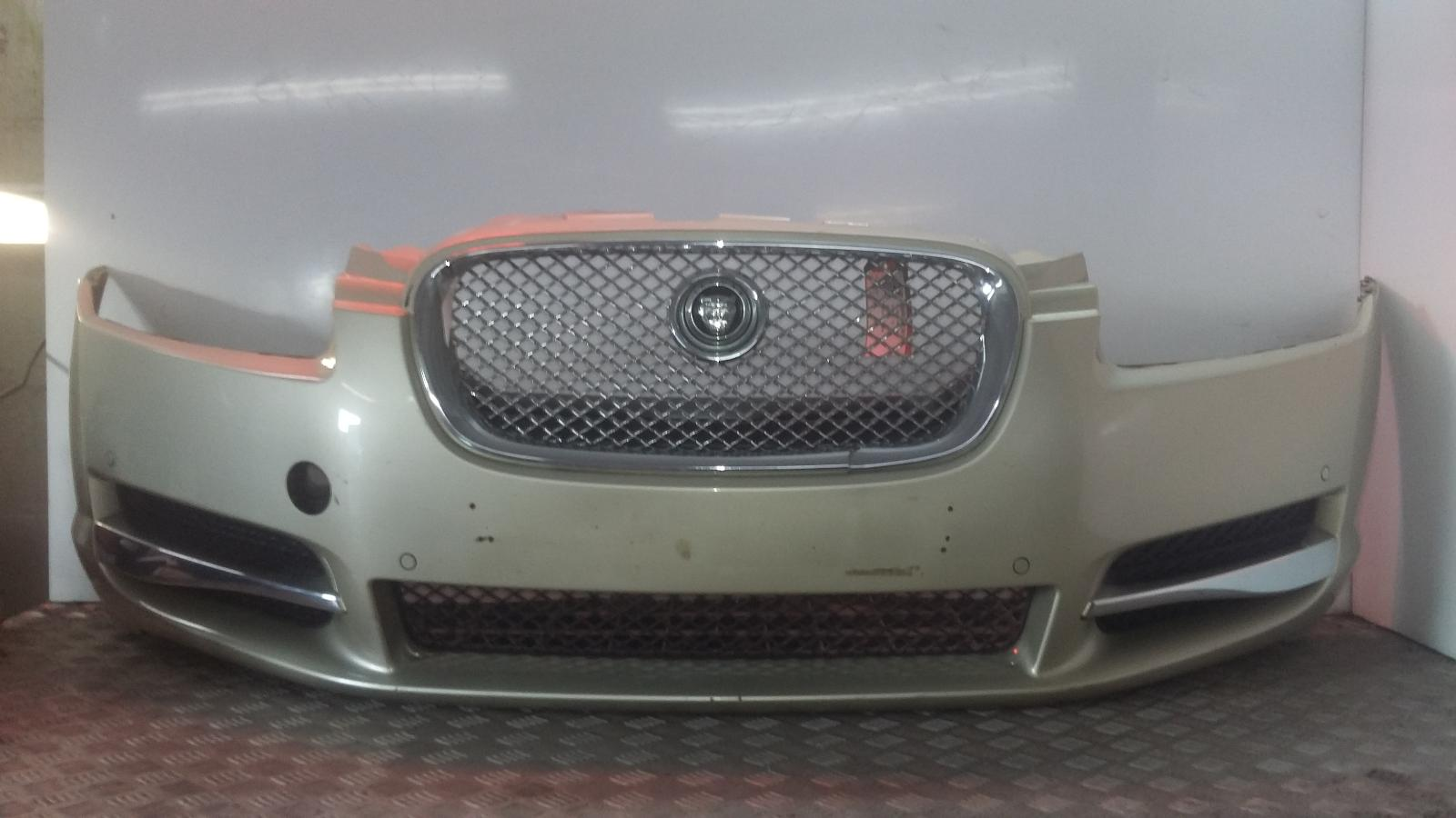 View Auto part Front Bumper JAGUAR XF 2008