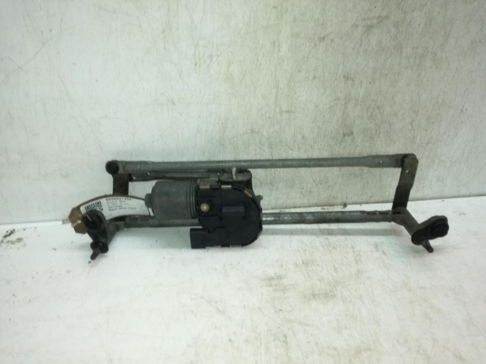 View Auto part Wiper Motor Front SKODA OCTAVIA 2009