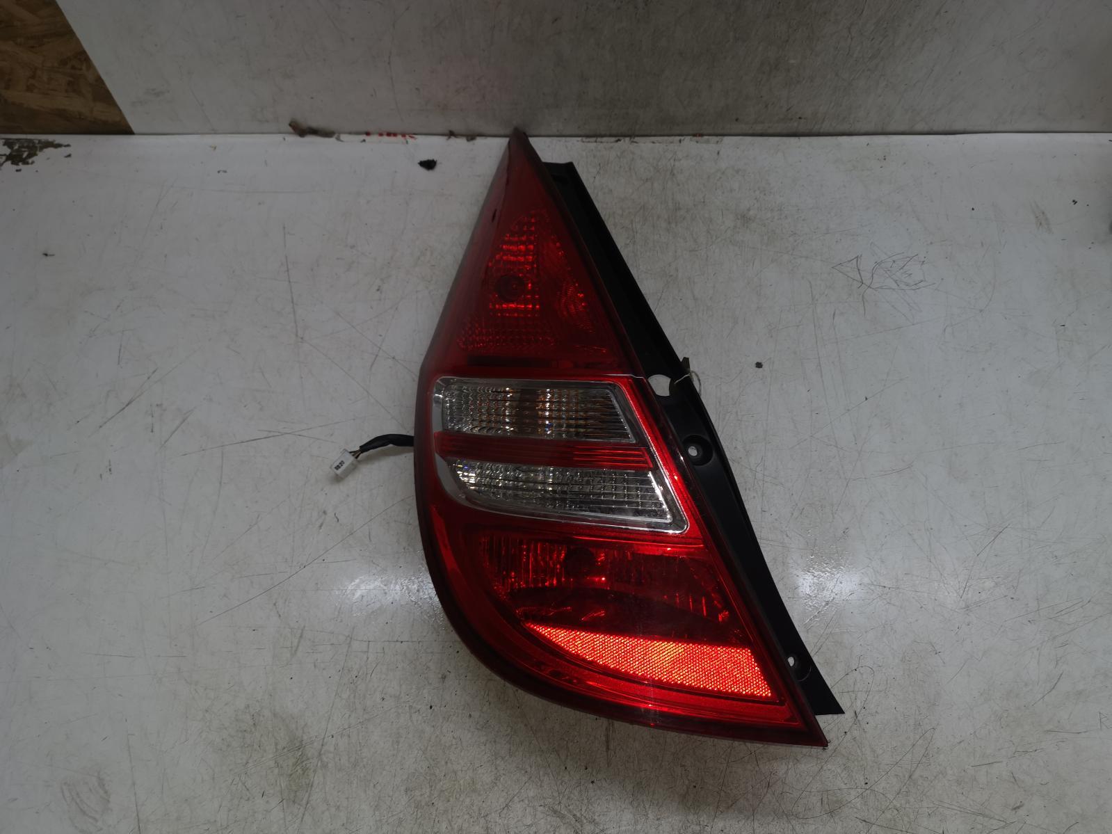 View Auto part L Taillight HYUNDAI I30 2010
