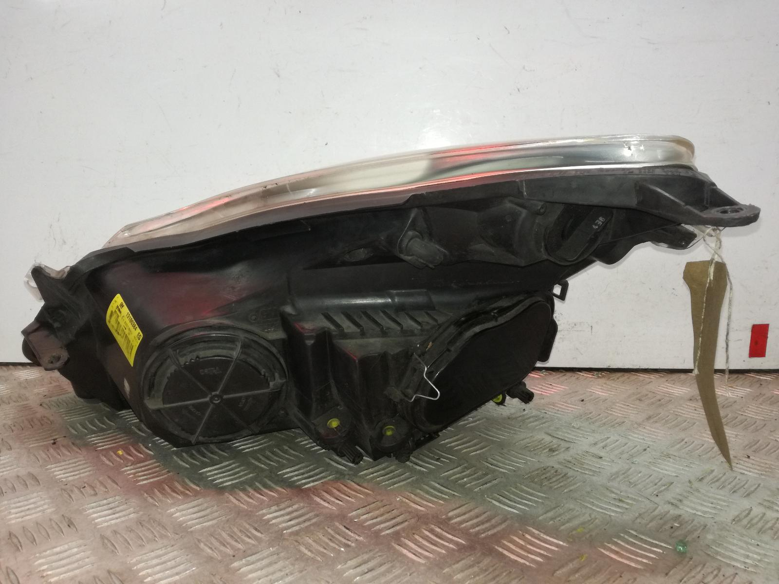 View Auto part R Headlamp VAUXHALL CORSA 2007