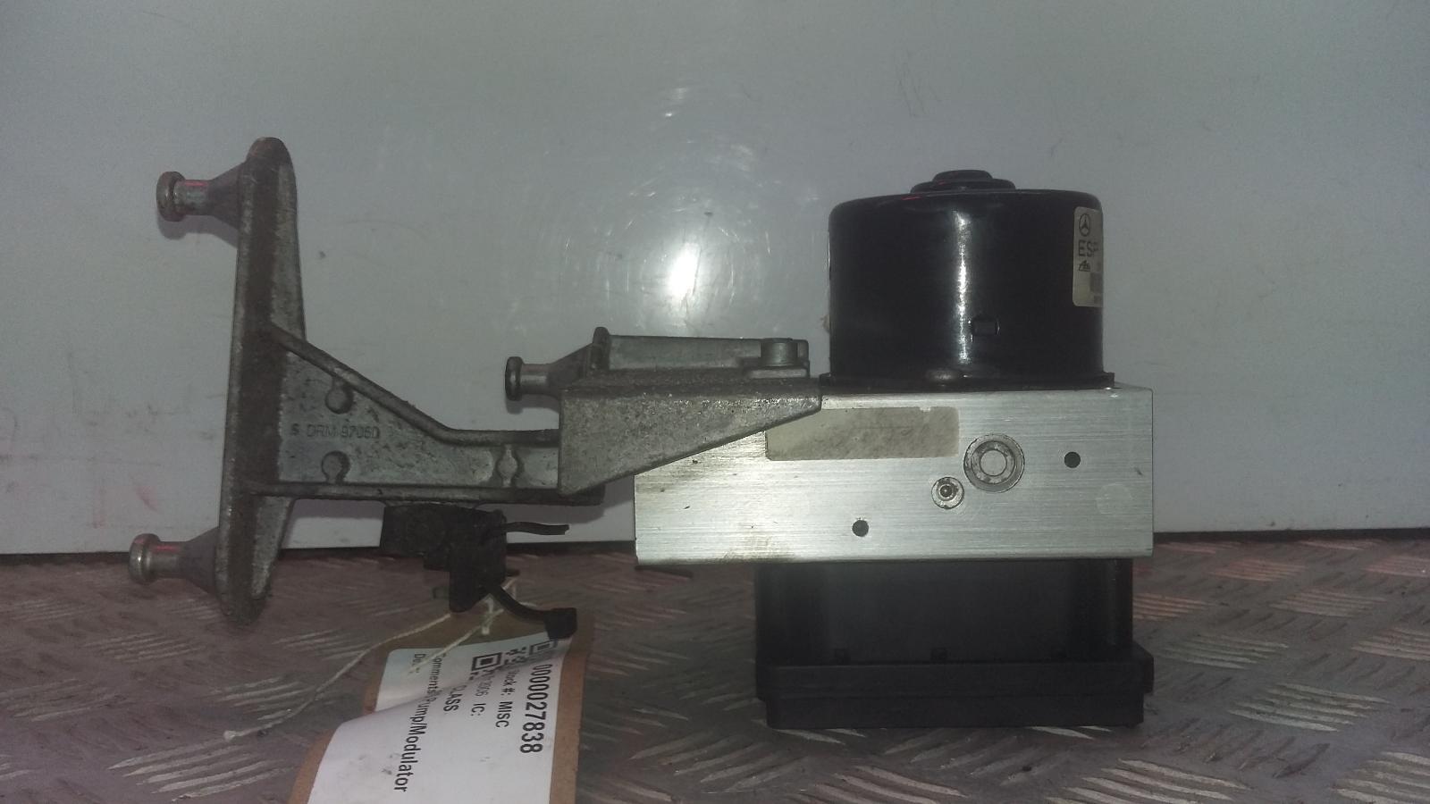 View Auto part ABS Pump/Modulator MERCEDES C CLASS 2006
