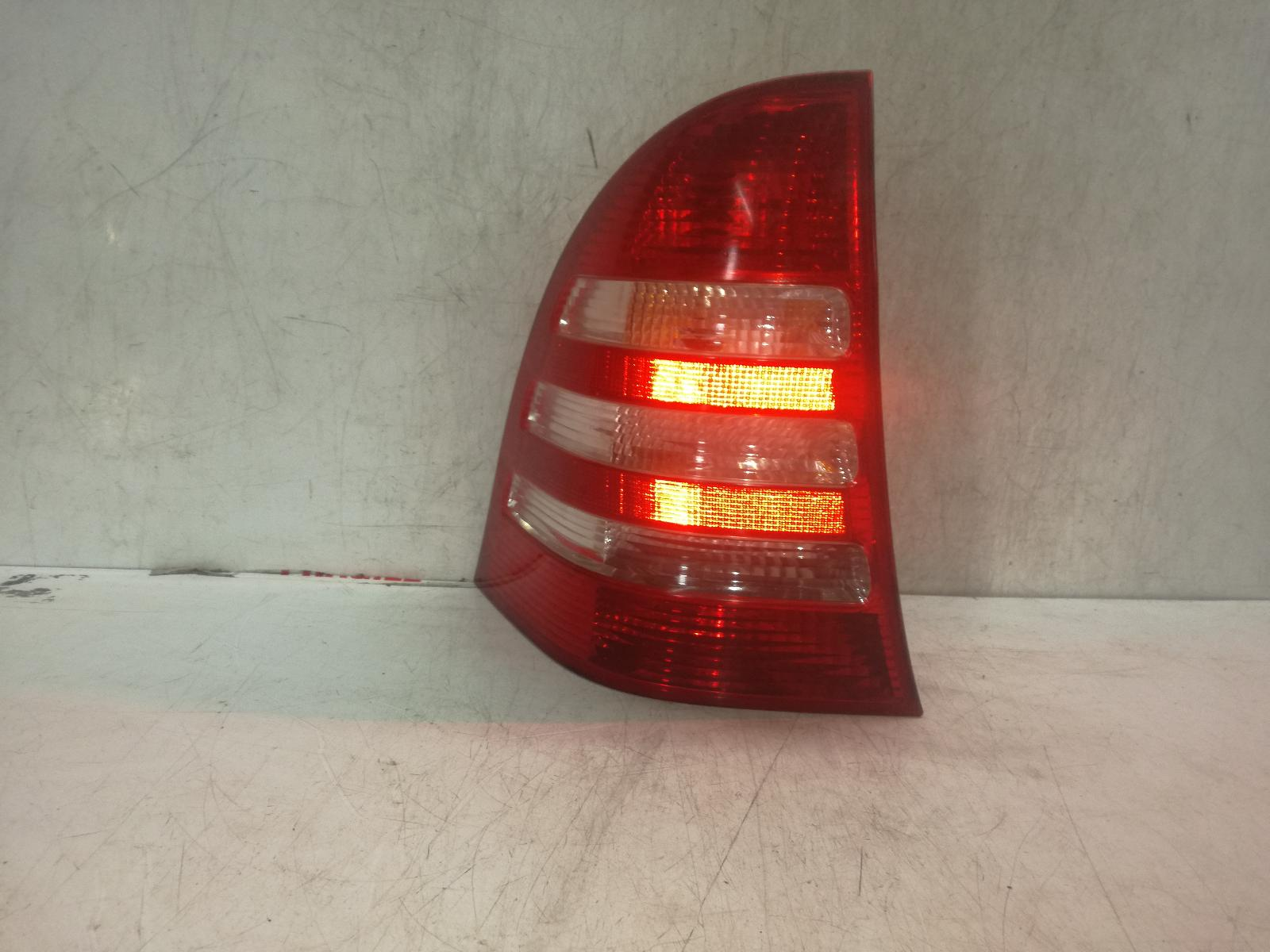 View Auto part L Taillight MERCEDES C CLASS 2006