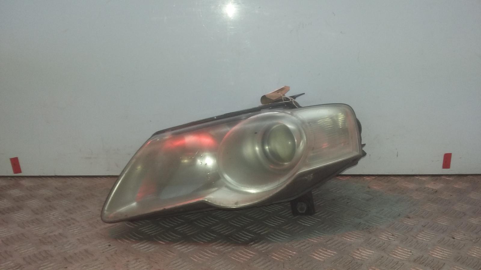 View Auto part L Headlamp VOLKSWAGEN PASSAT 2007