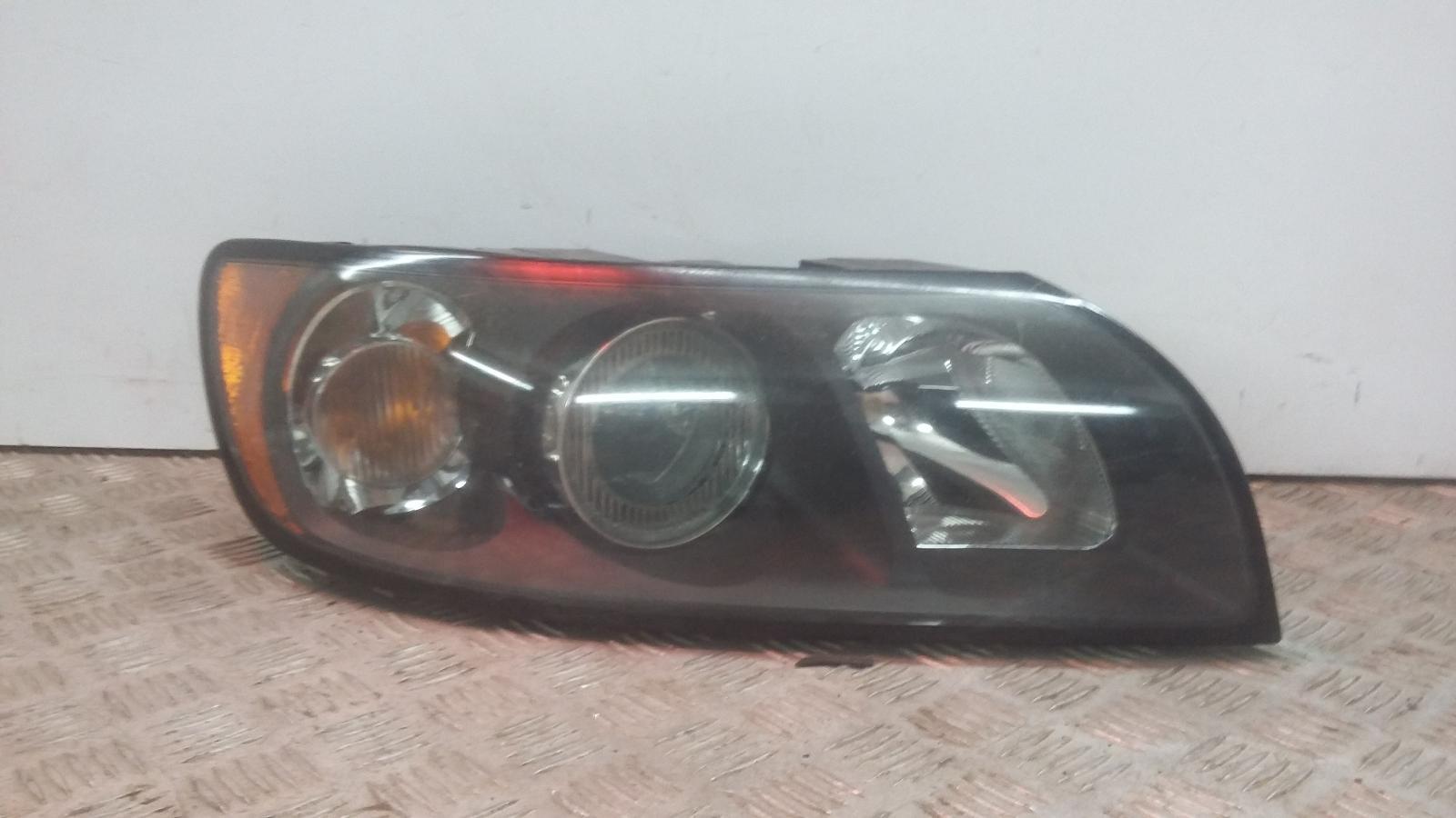 View Auto part R Headlamp VOLVO S40 2007