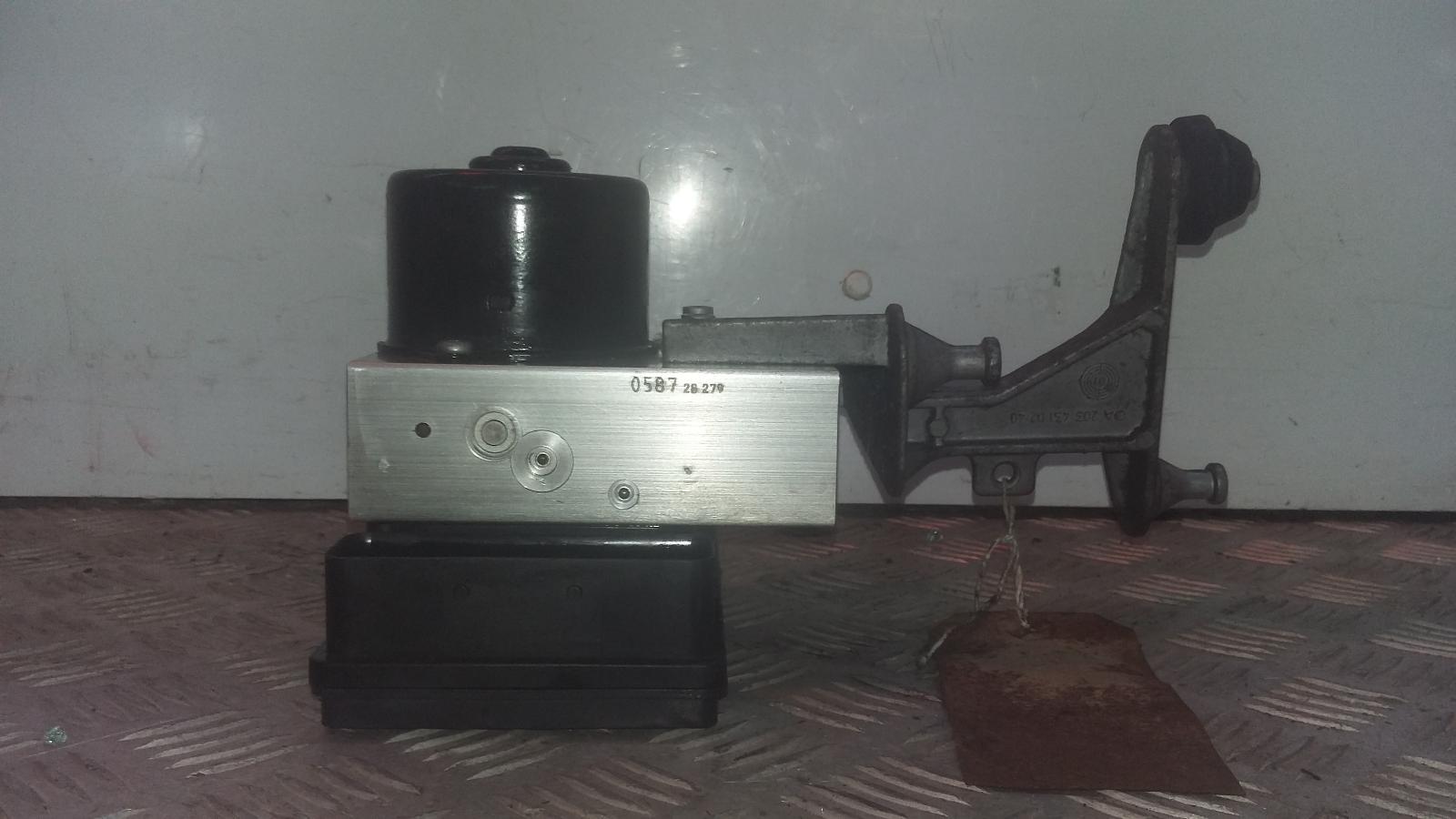View Auto part ABS Pump/Modulator MERCEDES C CLASS 2002