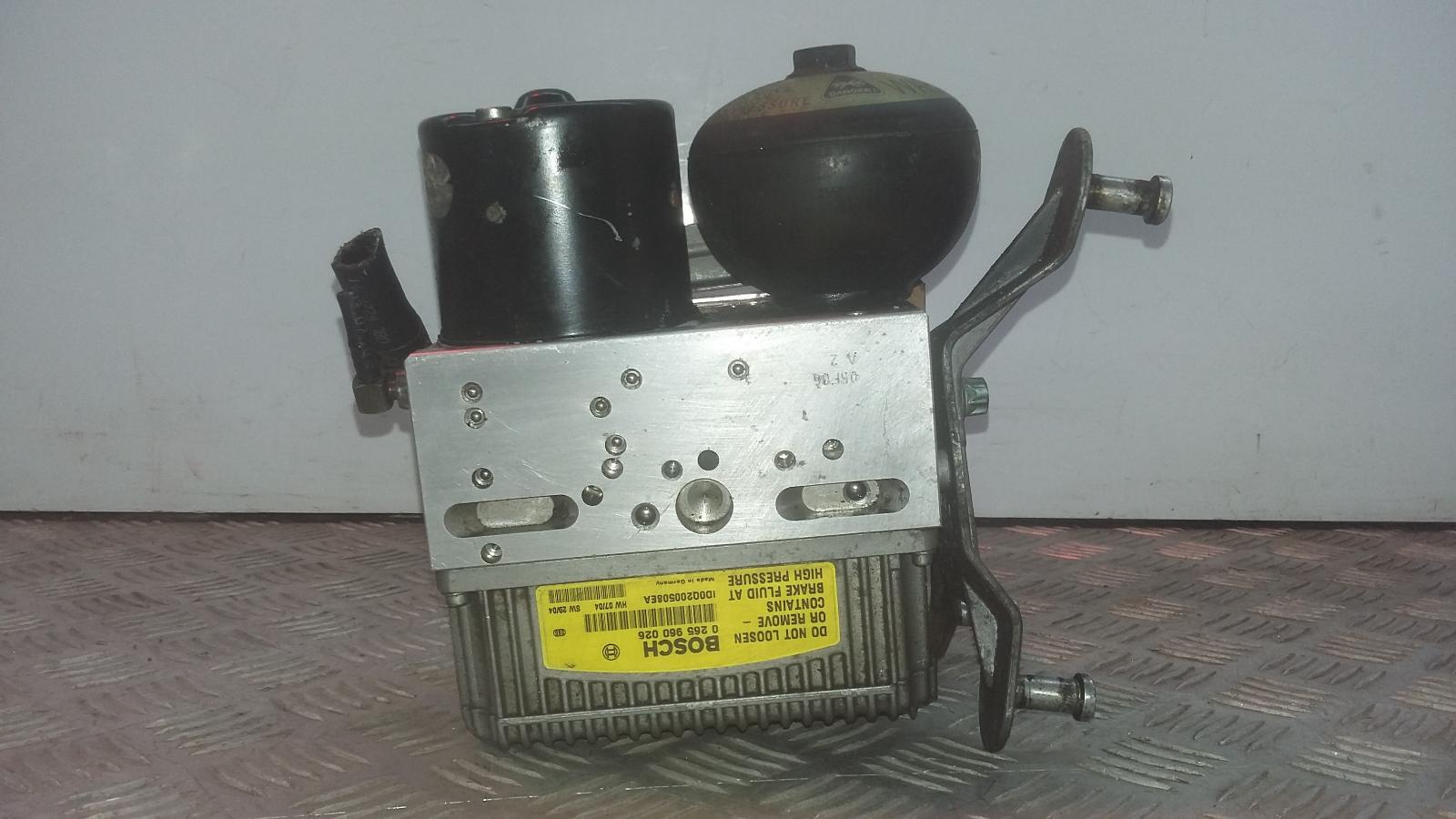 View Auto part ABS Pump/Modulator MERCEDES E CLASS 2003