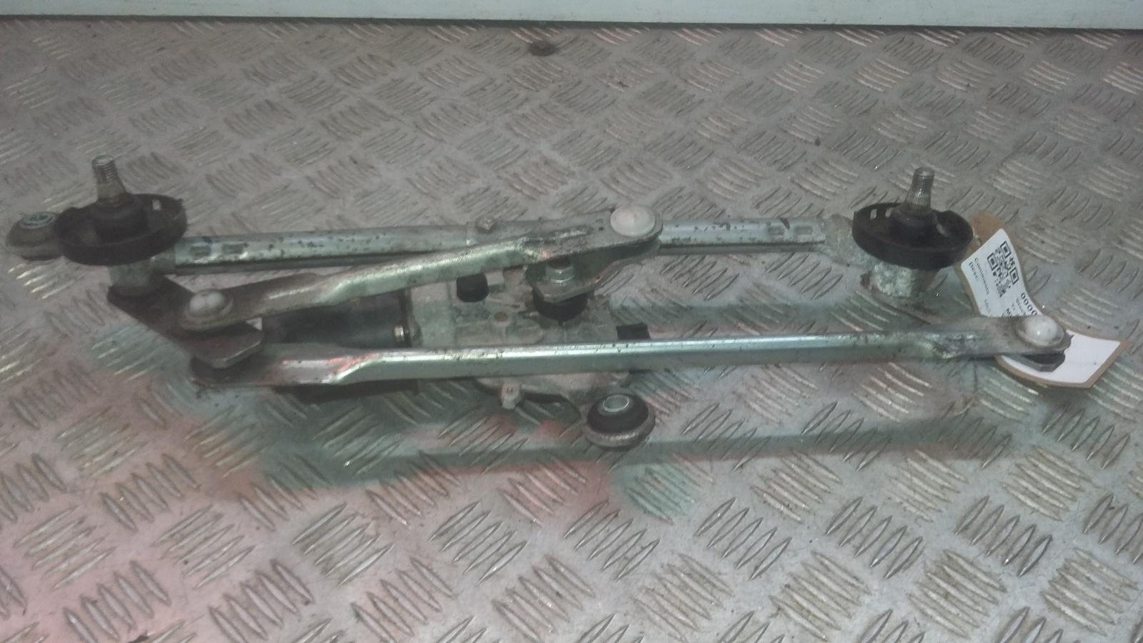 View Auto part Wiper Motor Front NISSAN MICRA 2012