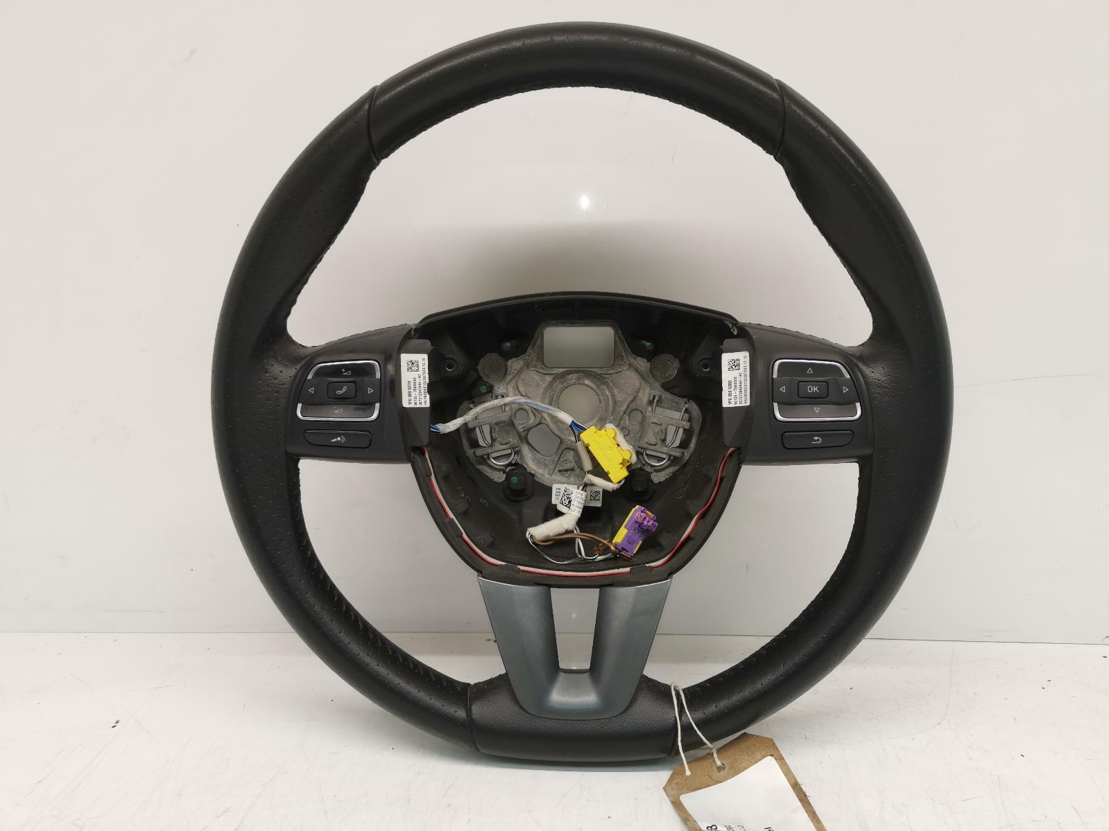 View Auto part Steering Wheel SEAT LEON 2011