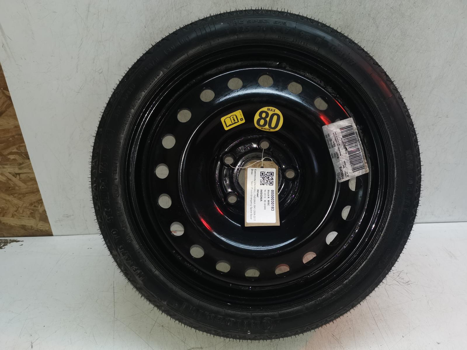 View Auto part Wheel VAUXHALL INSIGNIA 2013