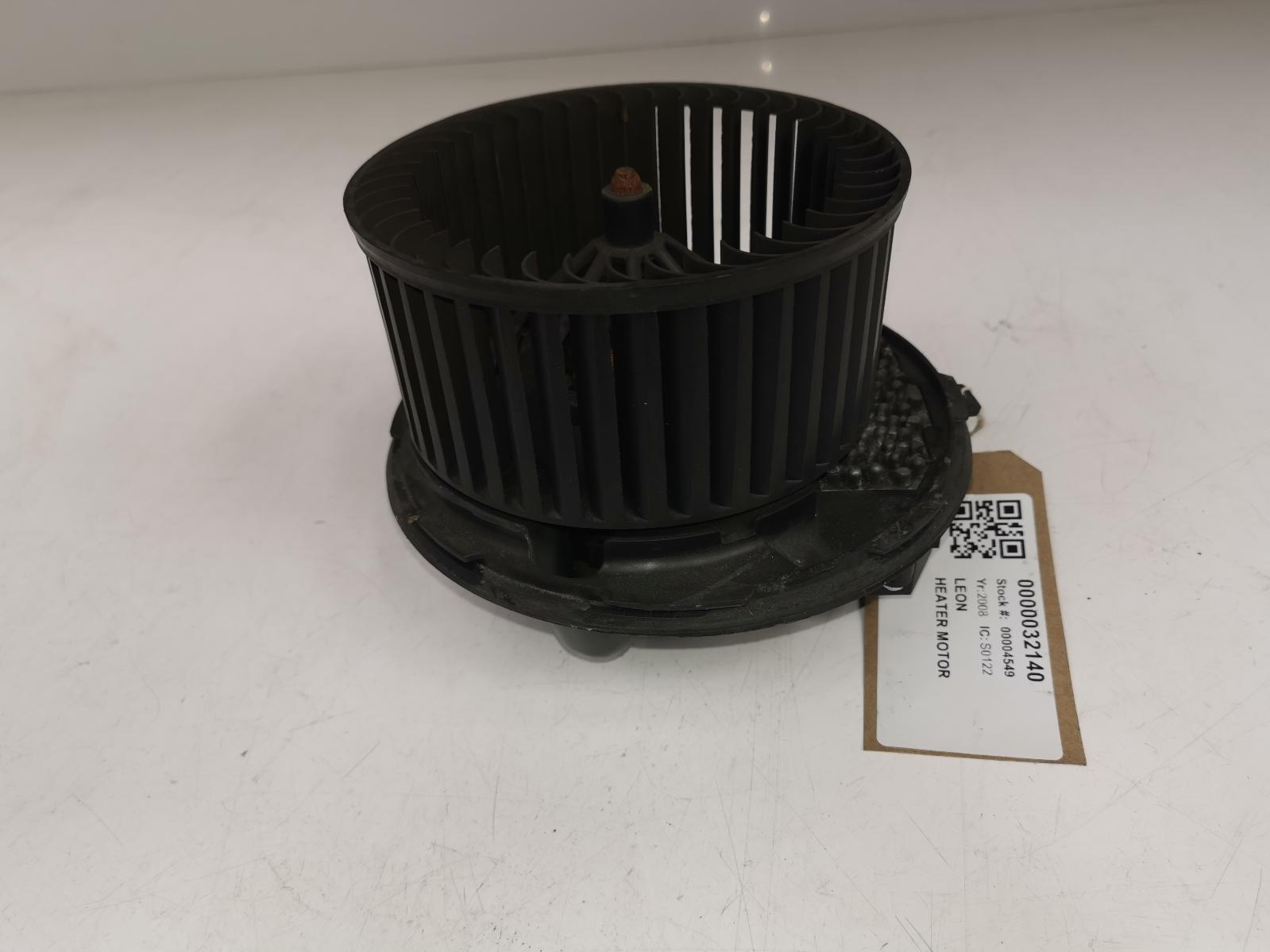 View Auto part Heater Motor/Assembly SEAT LEON 2008