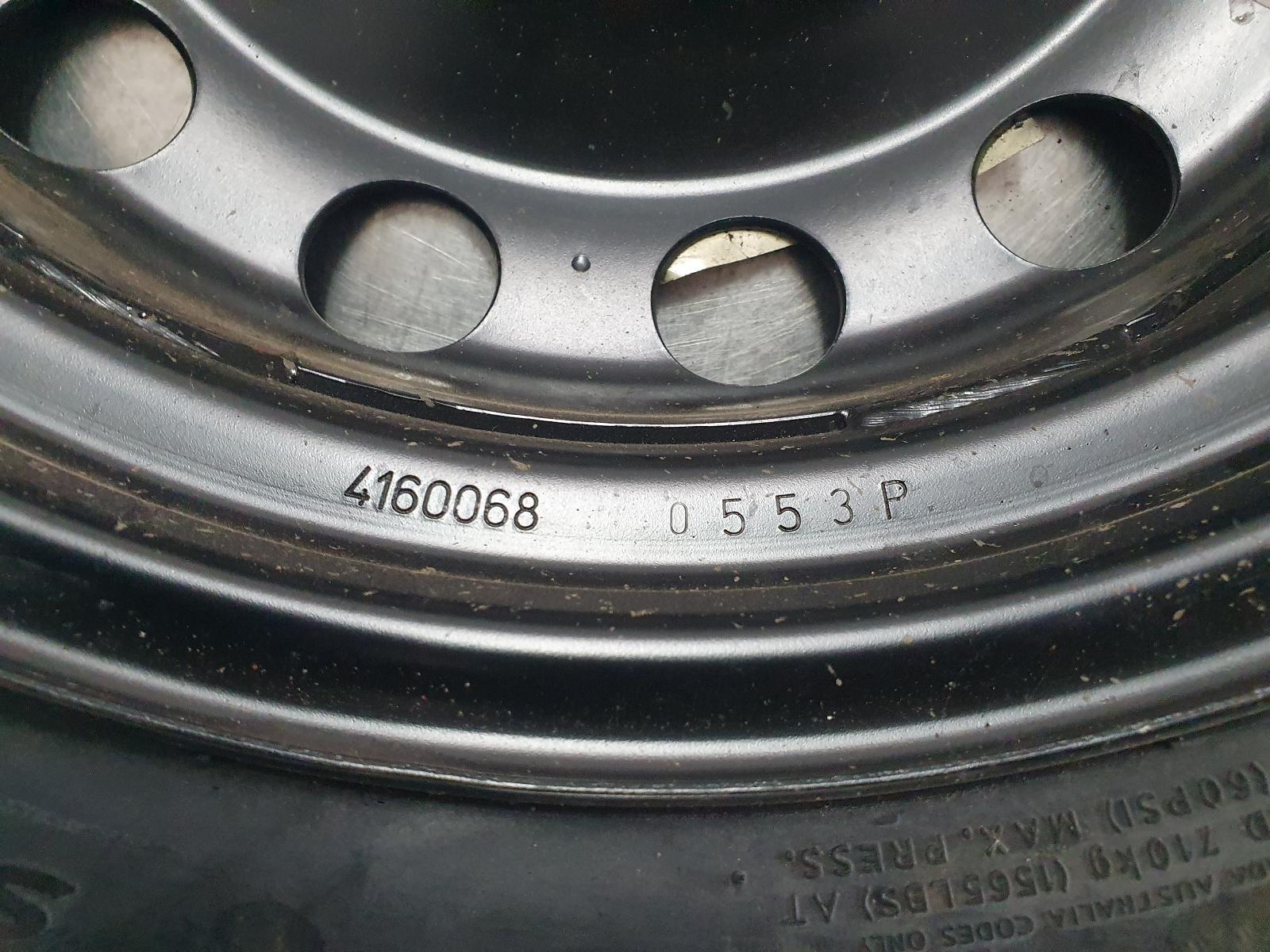 View Auto part Wheel SKODA SUPERB 2010