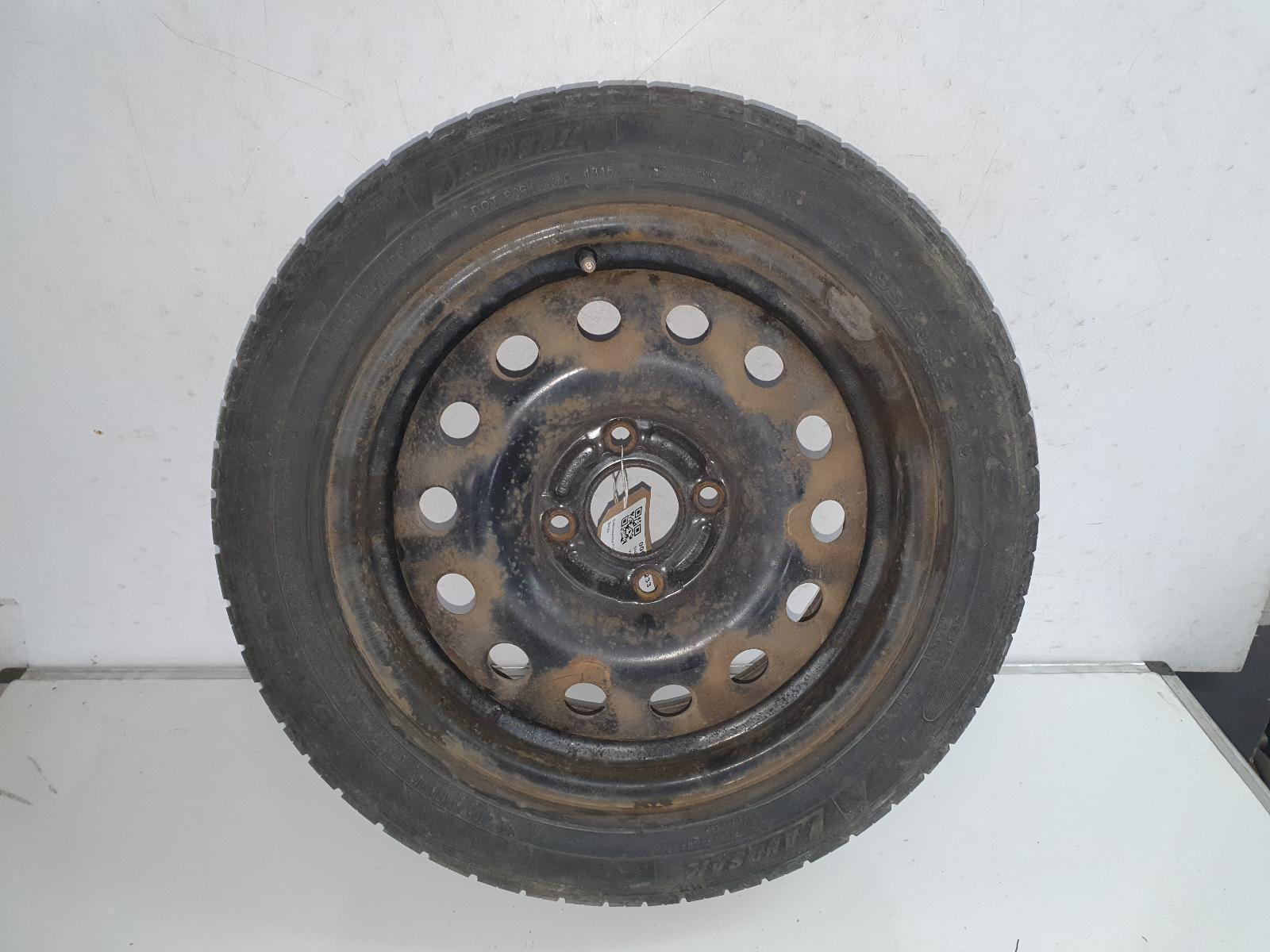View Auto part Wheel FORD FIESTA 2012