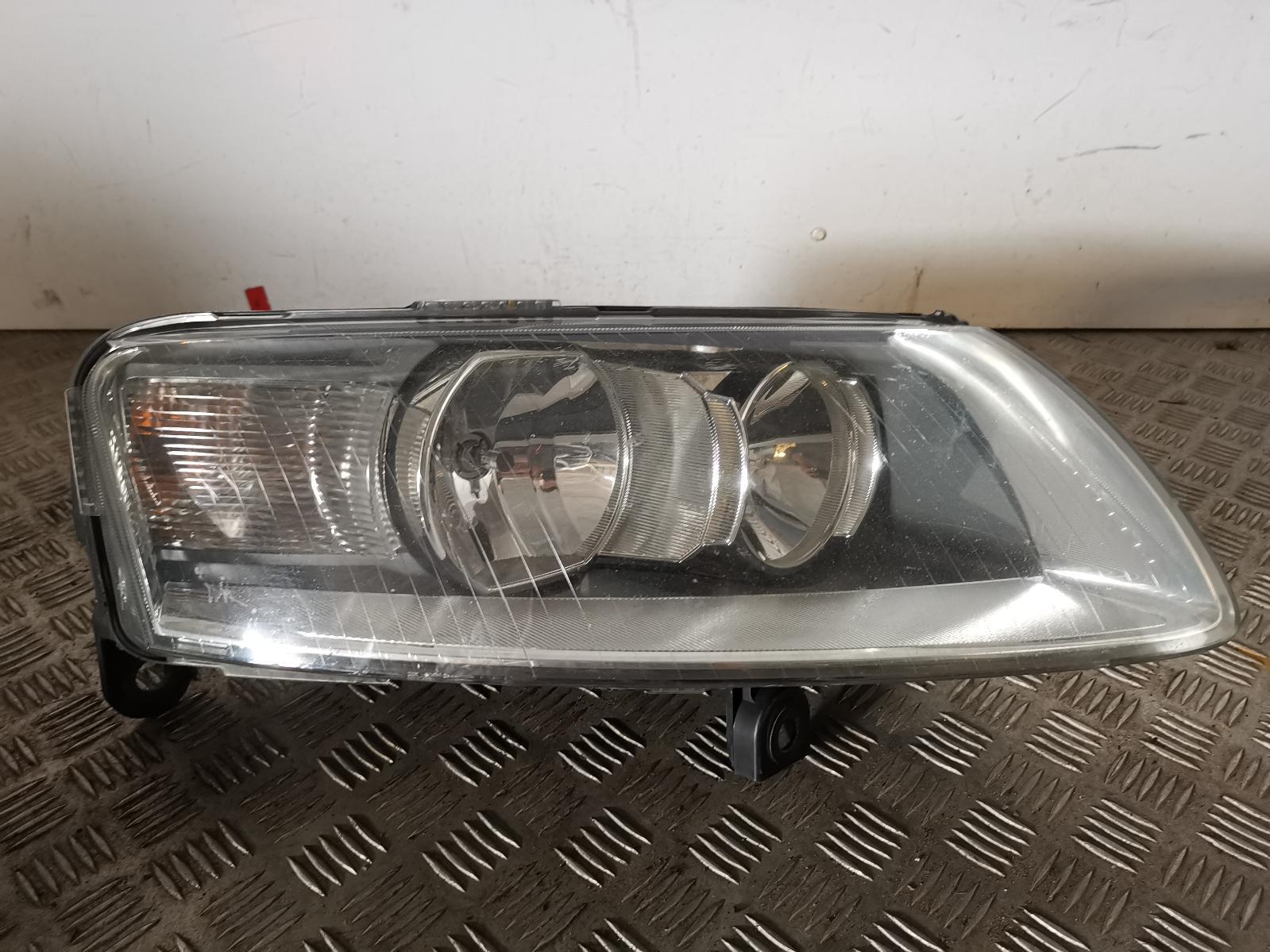 View Auto part R Headlamp AUDI A6 2008