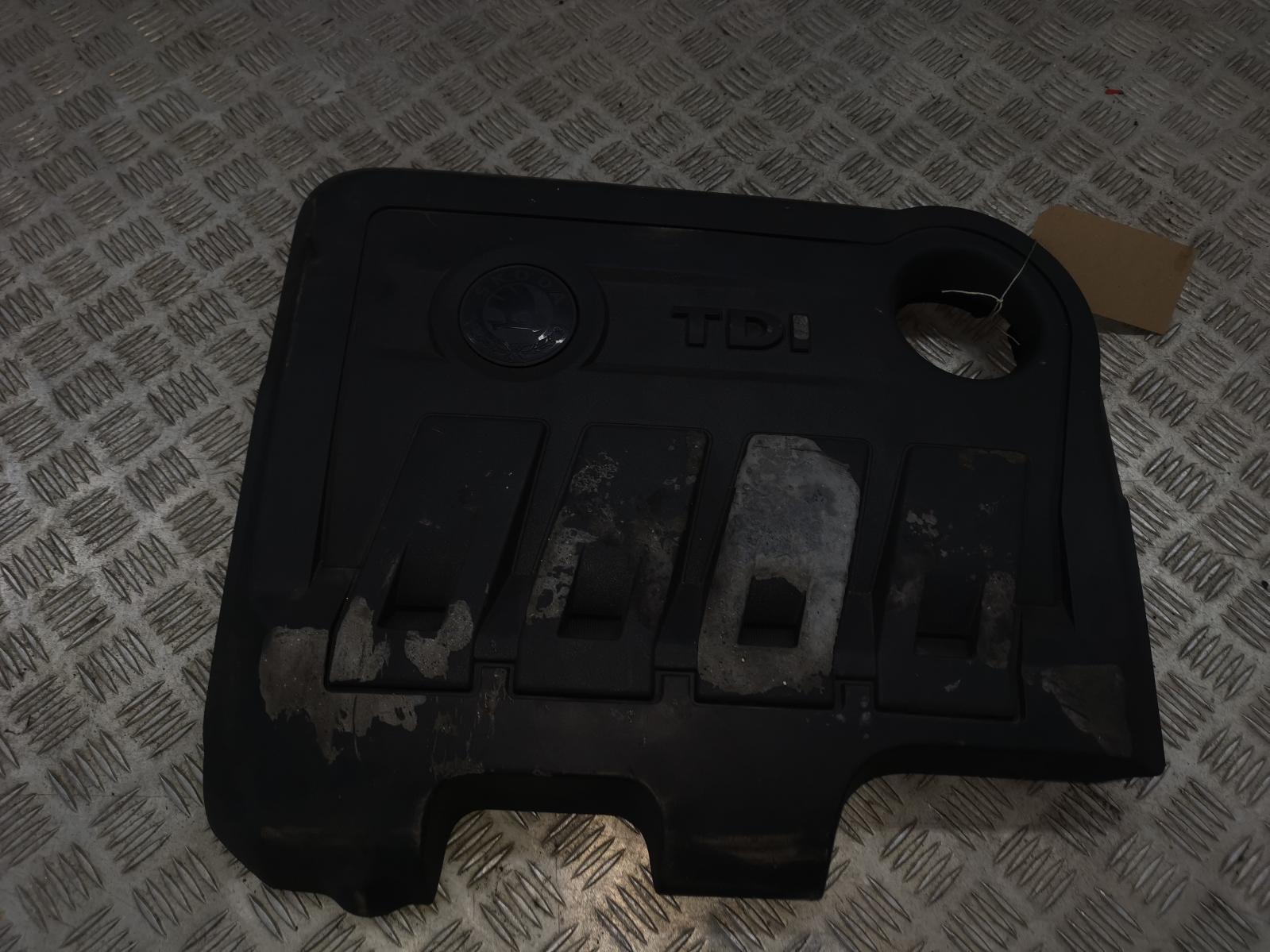 View Auto part Engine Cover SKODA SUPERB 2012