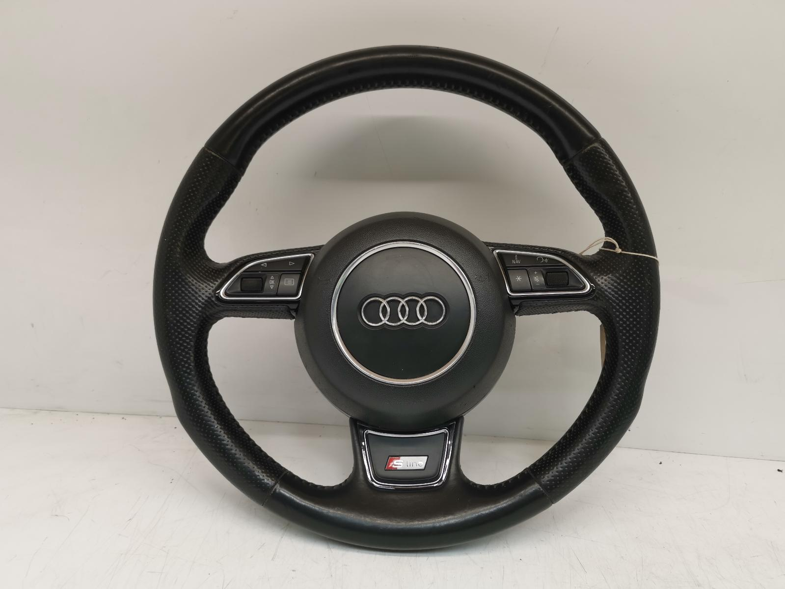View Auto part Steering Wheel AUDI A1 2012