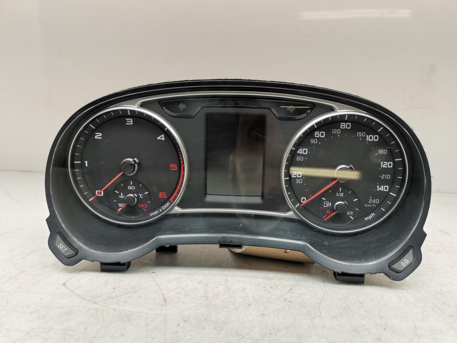View Auto part Speedometer AUDI A1 2012