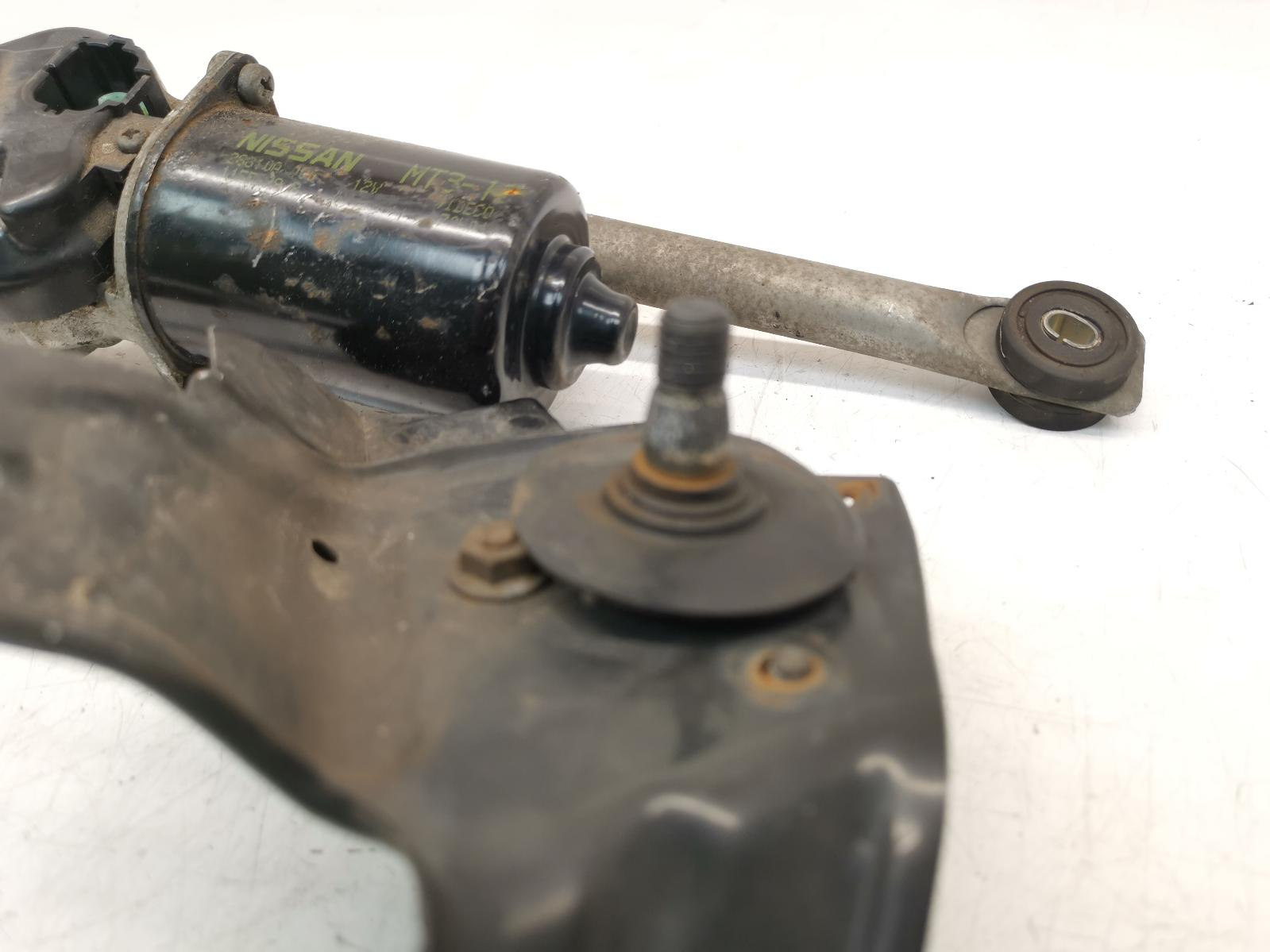 View Auto part Wiper Motor Front NISSAN MICRA 2004