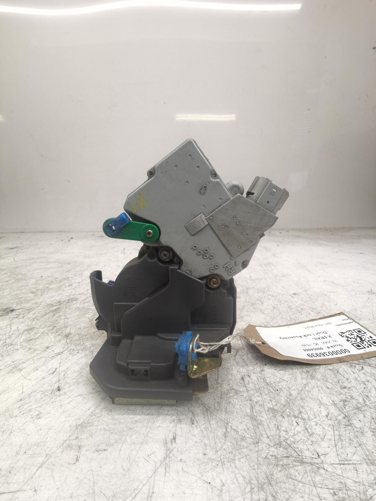 View Auto part Door Lock Assembly NISSAN X TRAIL 2006