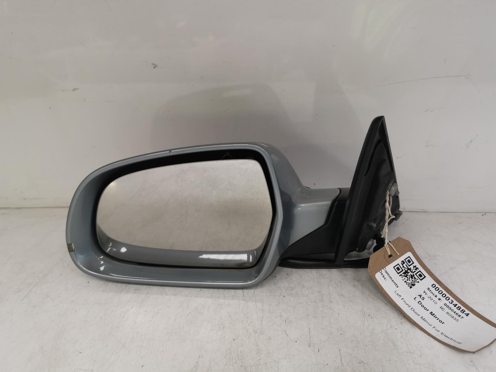 View Auto part L Door Mirror AUDI A5 2010