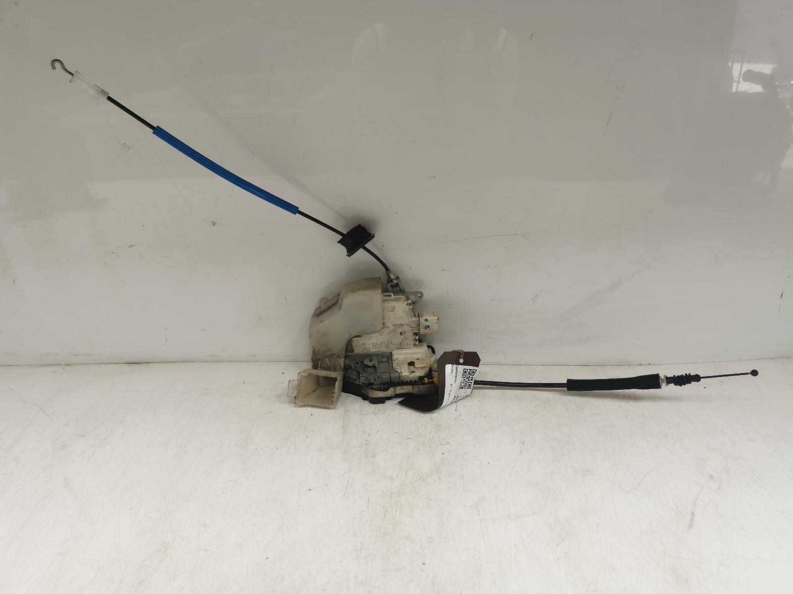 View Auto part Door Lock Assembly AUDI A5 2010
