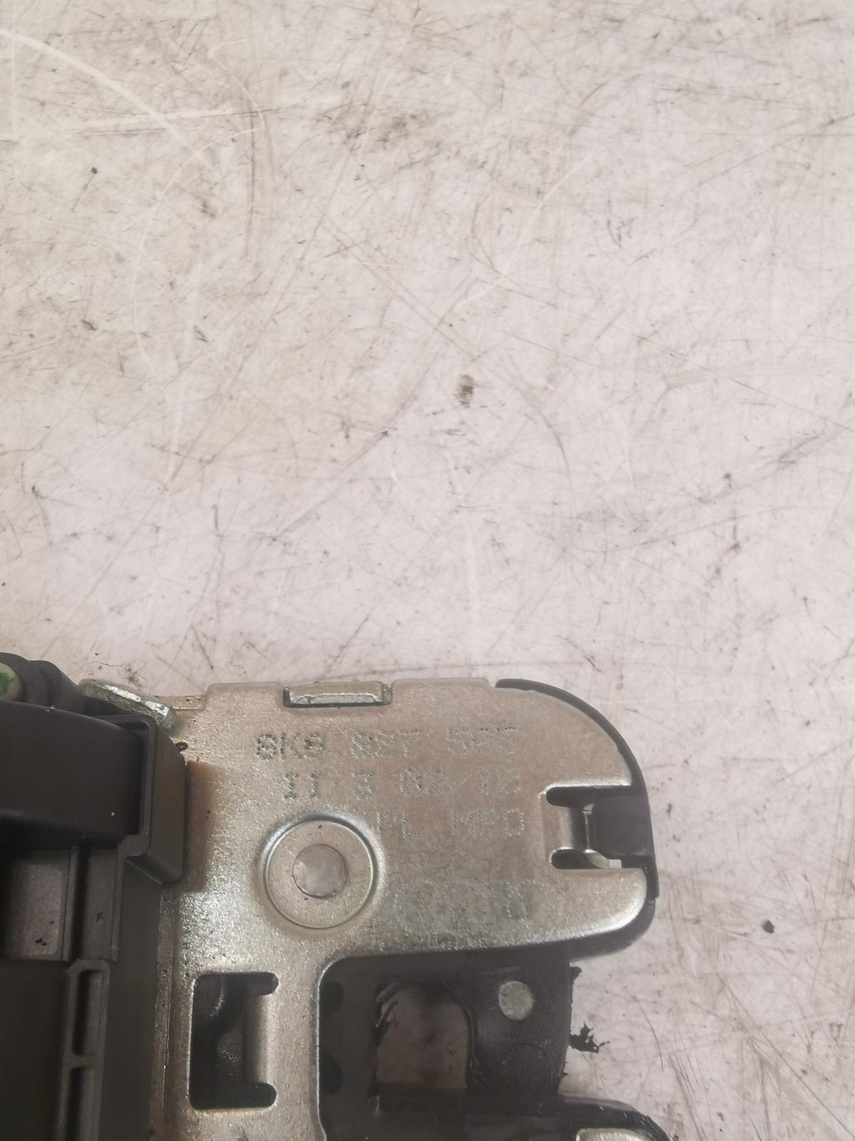 View Auto part Bootlid/Tailgate Lock AUDI A5 2010