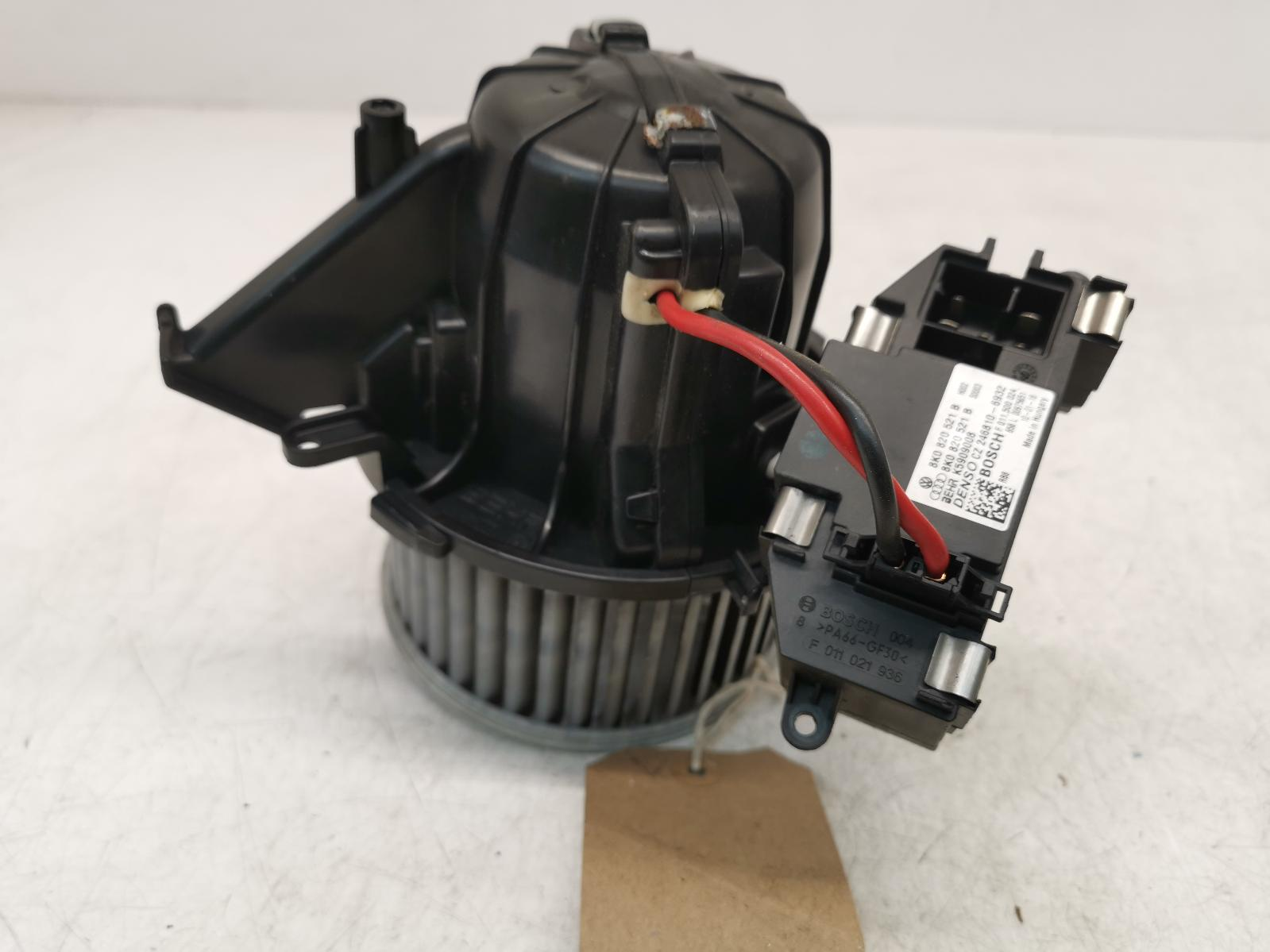 View Auto part Heater Motor/Assembly AUDI A5 2010