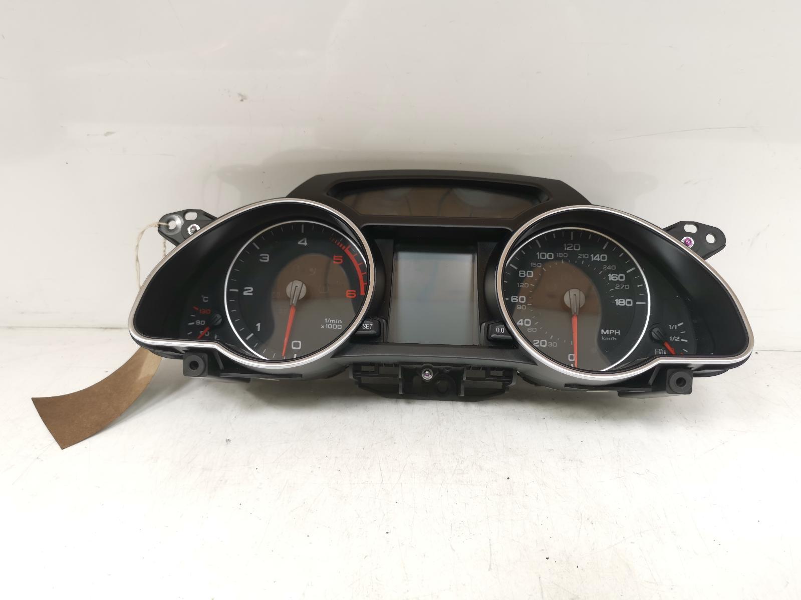 View Auto part Speedometer AUDI A5 2010