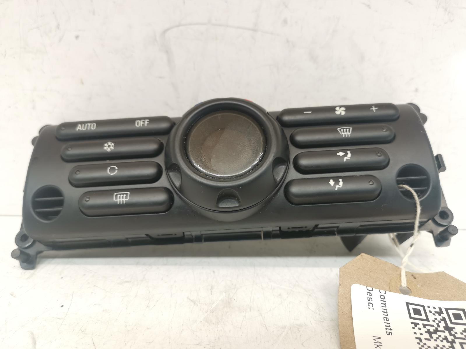 View Auto part Heater/AC Controller MINI (BMW) MINI 2003
