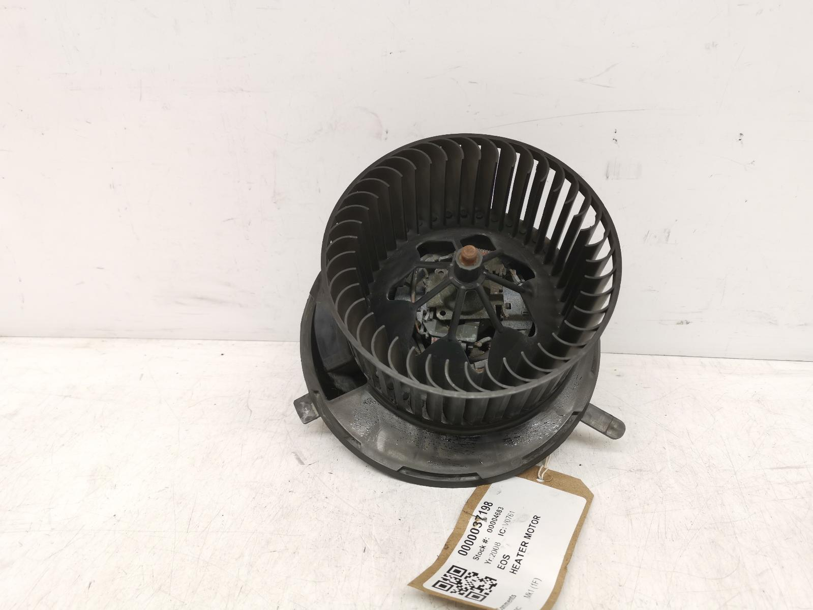 View Auto part Heater Motor/Assembly VOLKSWAGEN EOS 2008