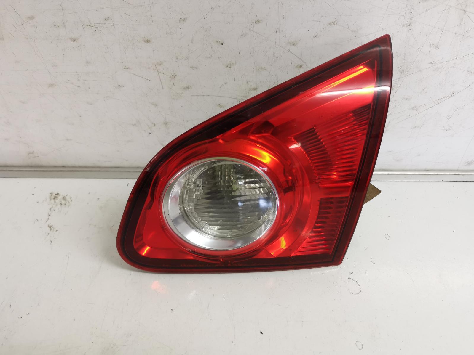 View Auto part R Taillight NISSAN QASHQAI 2007